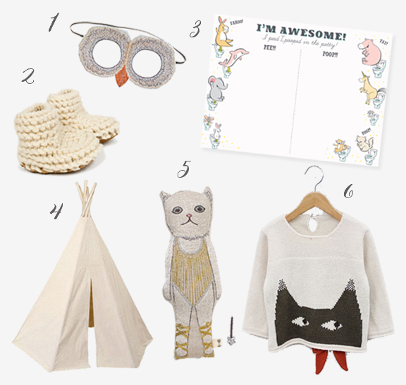 gifts for the little girl
