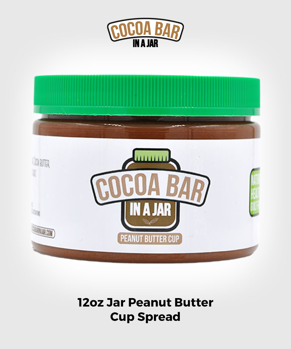 COCOA BAR IN A JAR (USE CLEANSIMPLEEATS10 for 10% off)