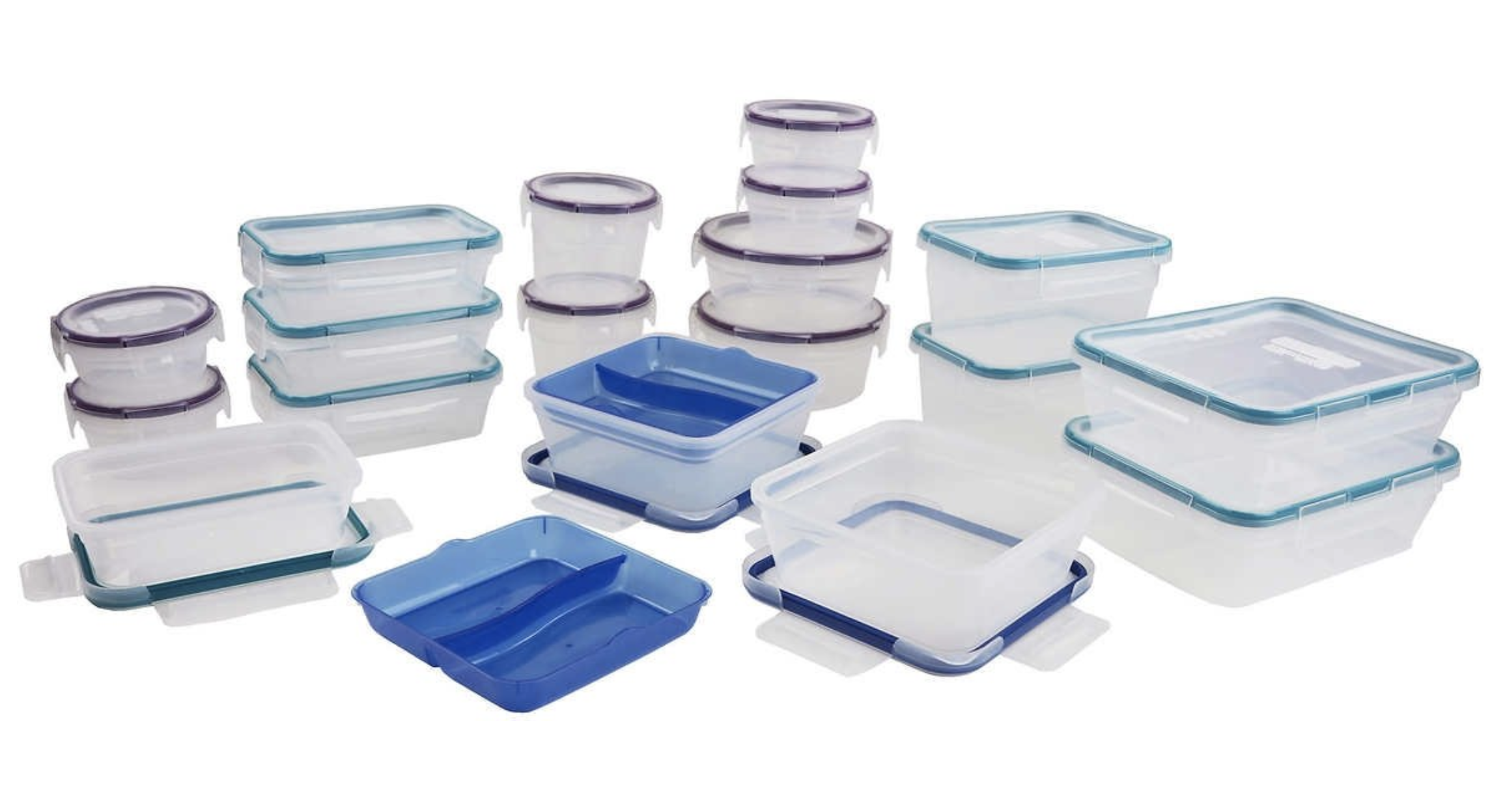 Snapware Glass Containers