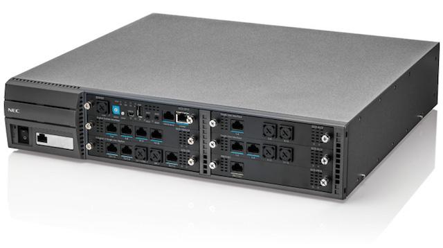NEC UNIVERGESV9100(photo courtesy ofNEC, www.necsv9000.com)