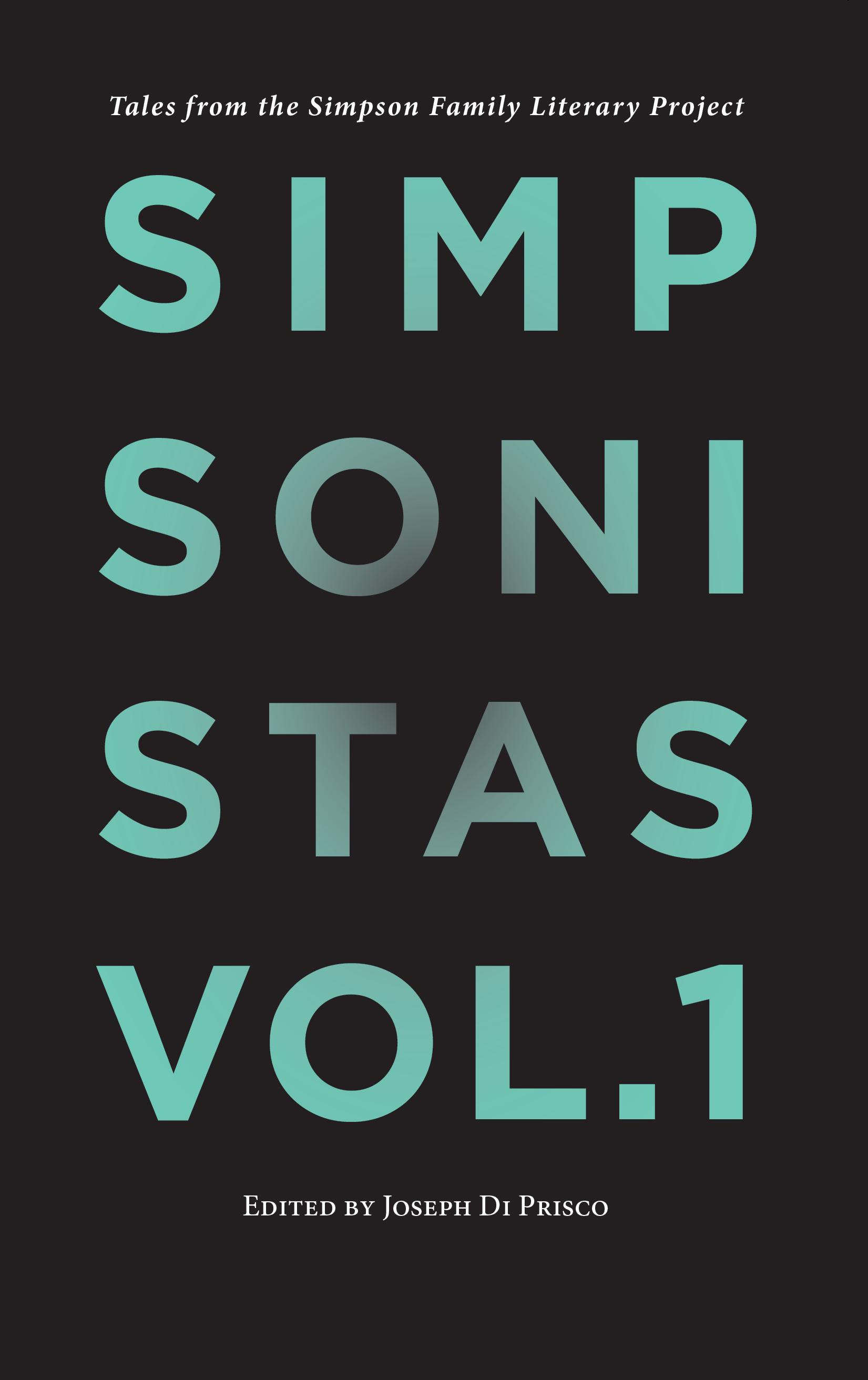 Simpsonistas Vol. 1