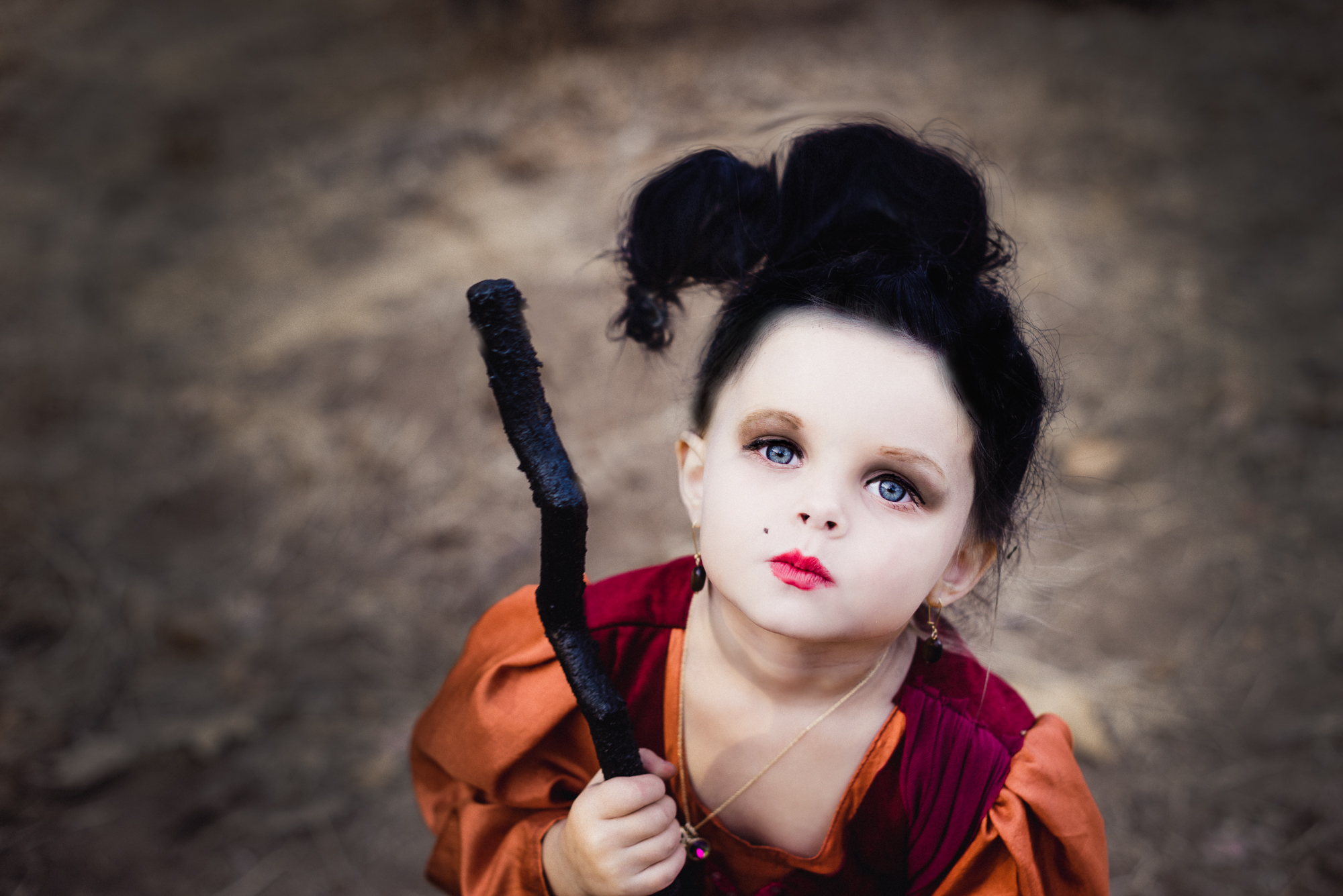 Little Mary Sanderson  Mcrlowe ( age 3)