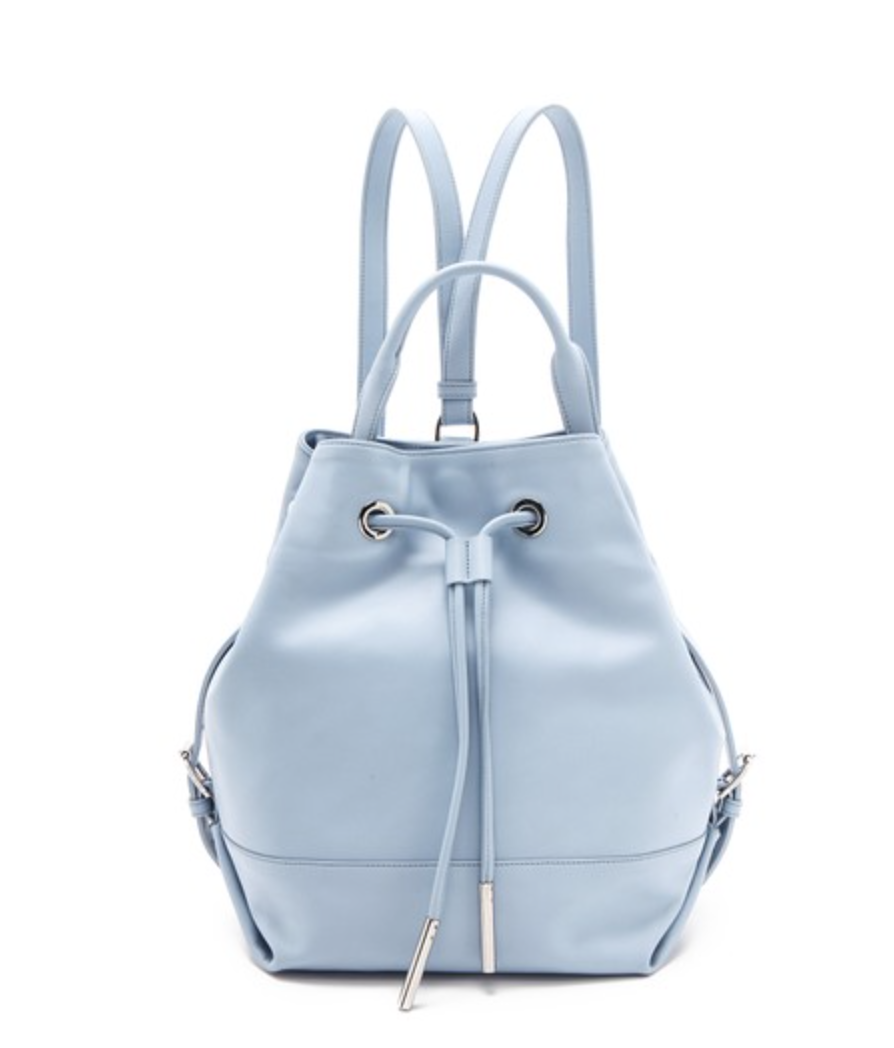 Opening Ceremony Izzy Backpack in Mist Blue