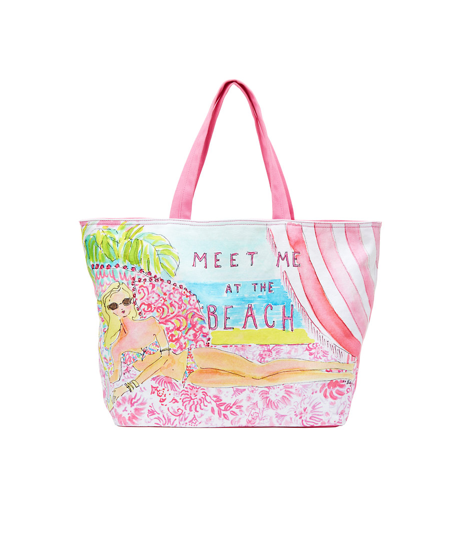 Lilly Pulitzer -- Tote