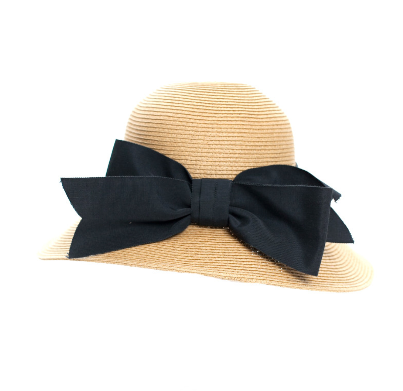 Packable Wide Bow Sunhat