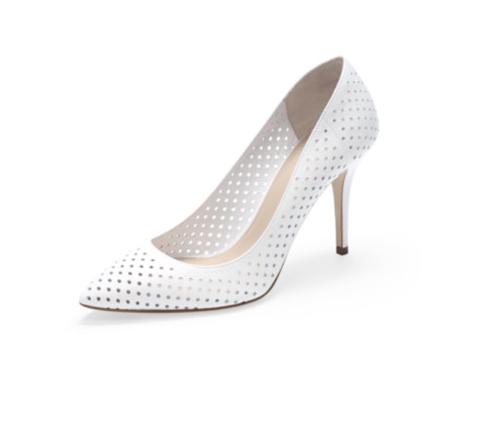 Club Monaco April Perforated Pump