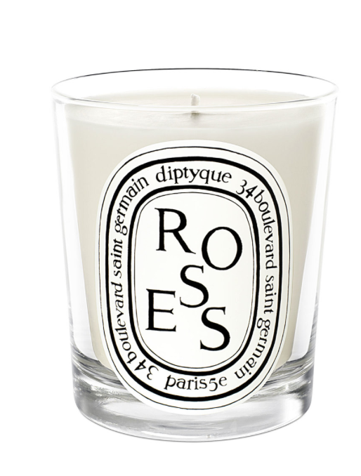 Diptyqye Candle in Roses Scent