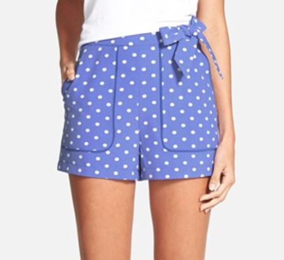 Soprano Polka Dot Shorts