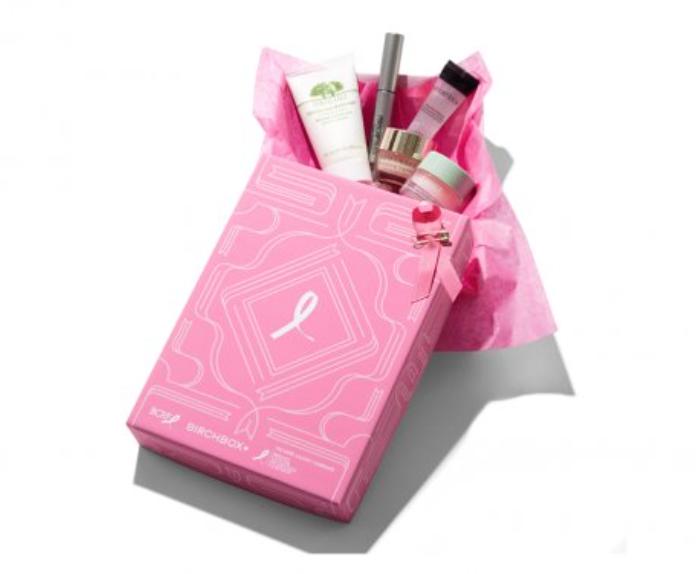 Birchbox BCRF Makeup and Beauty Box