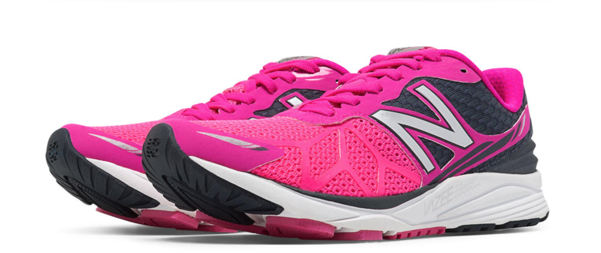 Vazee Pace Pink Ribbon Running Shoes