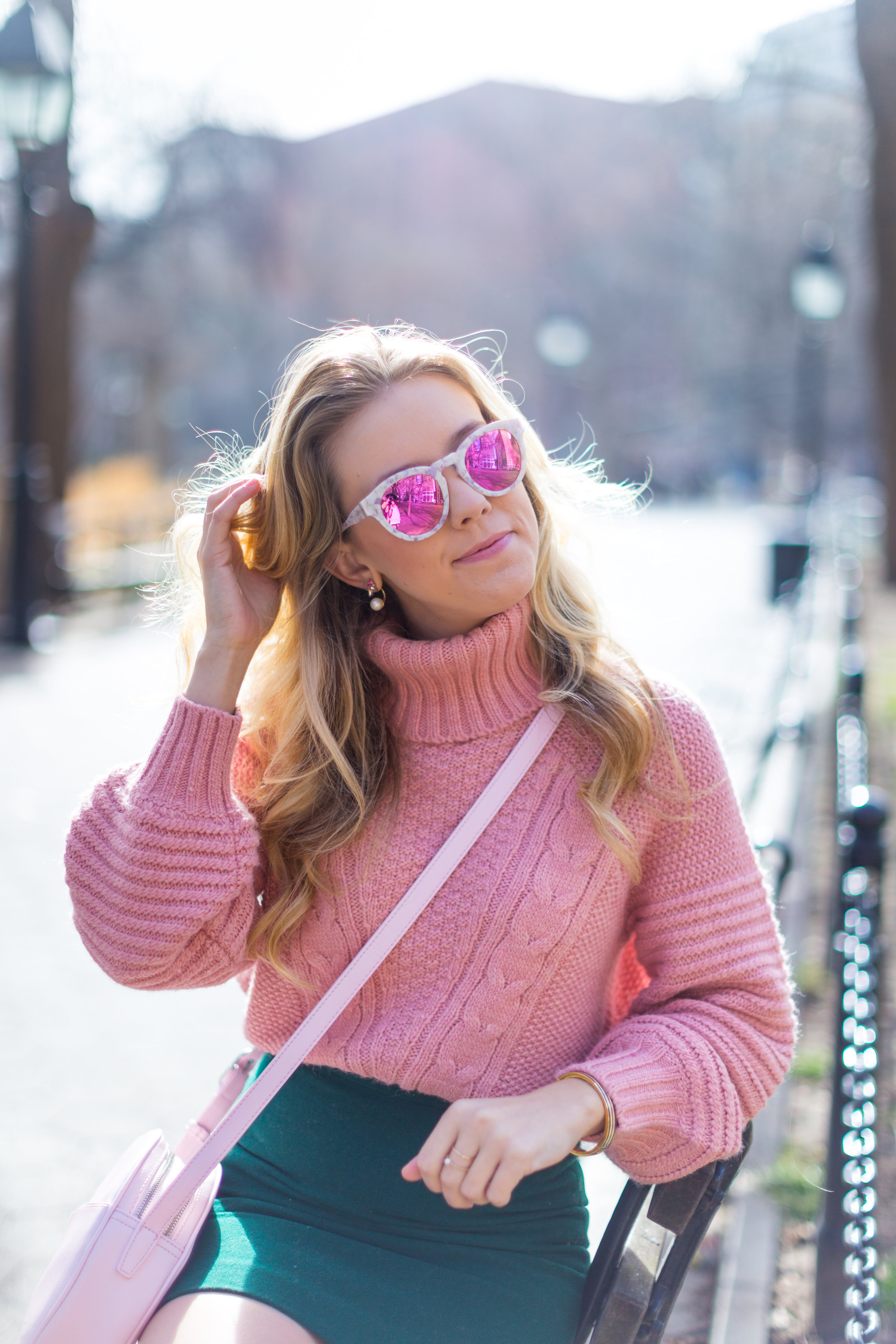 West Village Pink and Green Spring Outfit-12.jpg