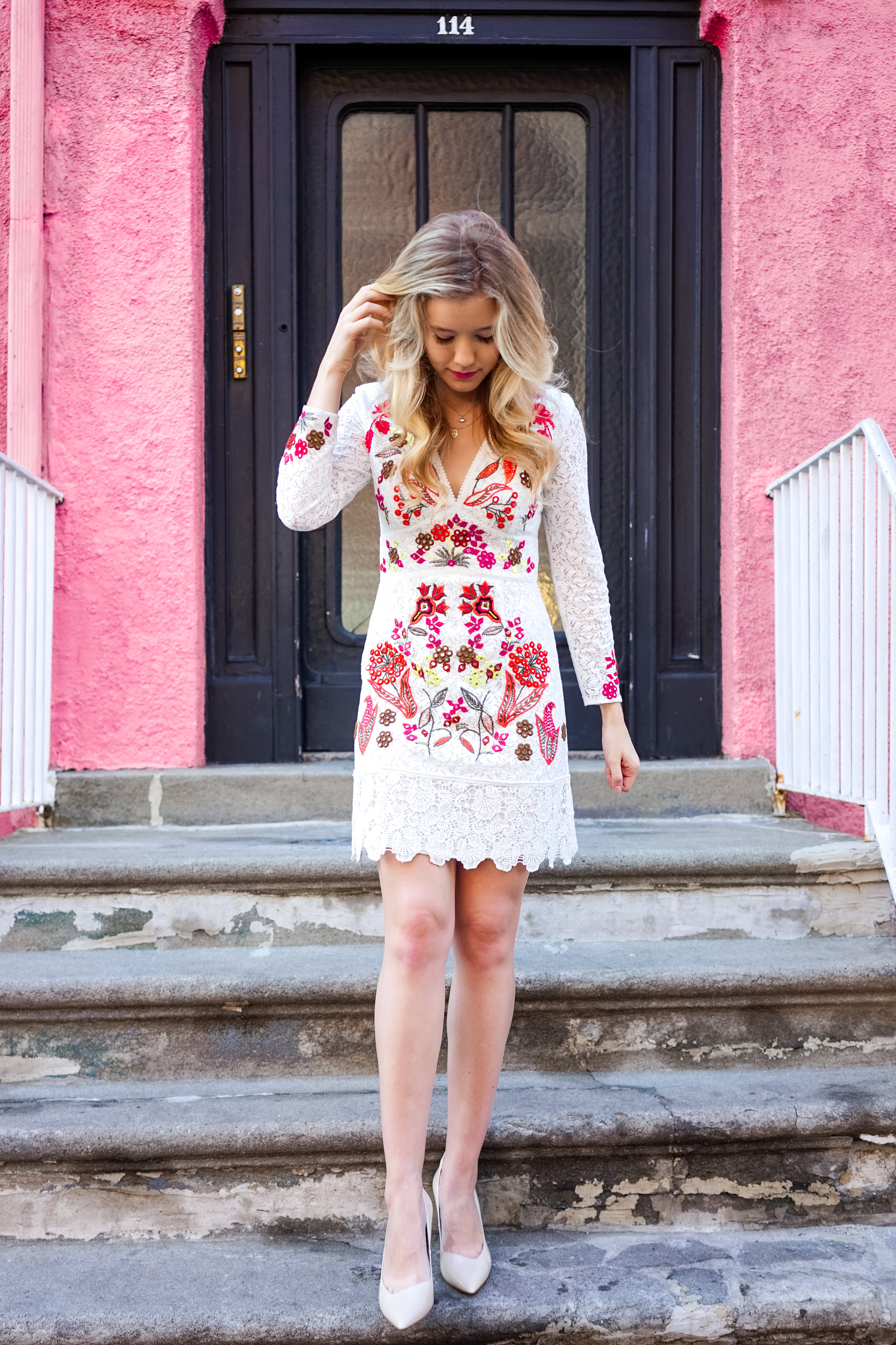 West Village NYC Embroidered Lace Outfit-24.jpg