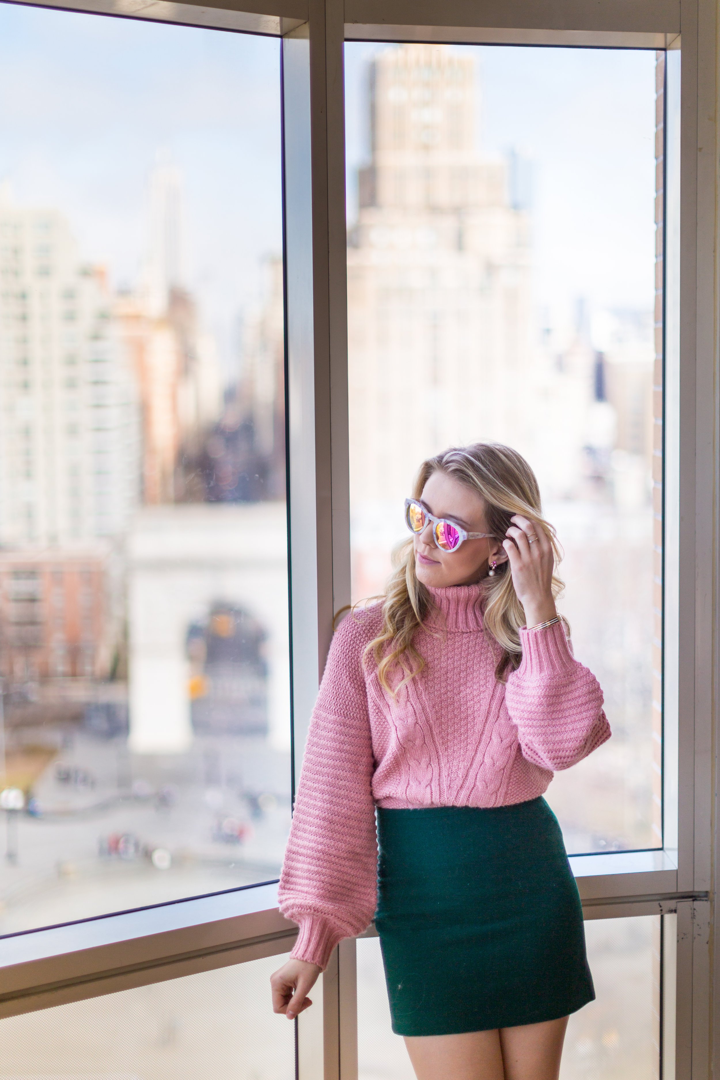 West Village Pink and Green Spring Outfit-16.jpg