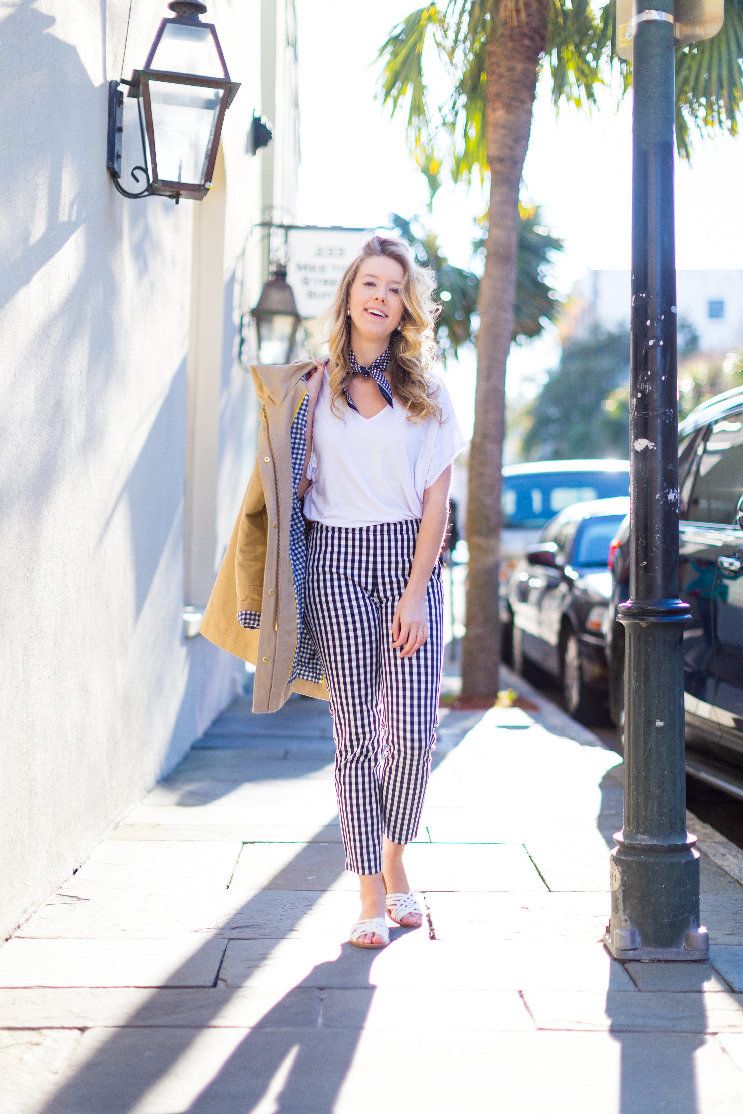 Charleston Gingham Spring Outfit-2.jpg