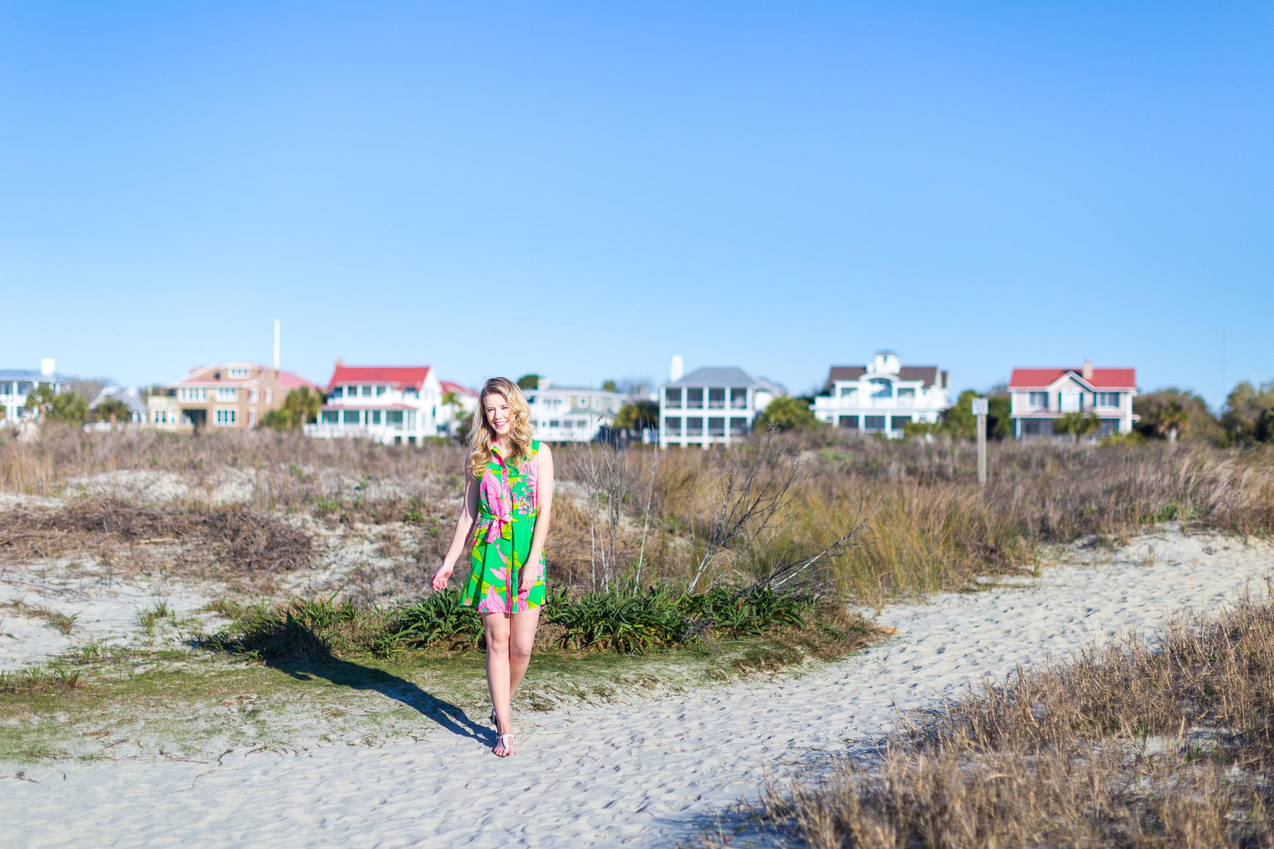 Charleston Sullivans Island Green Spring Dress_-2.jpg