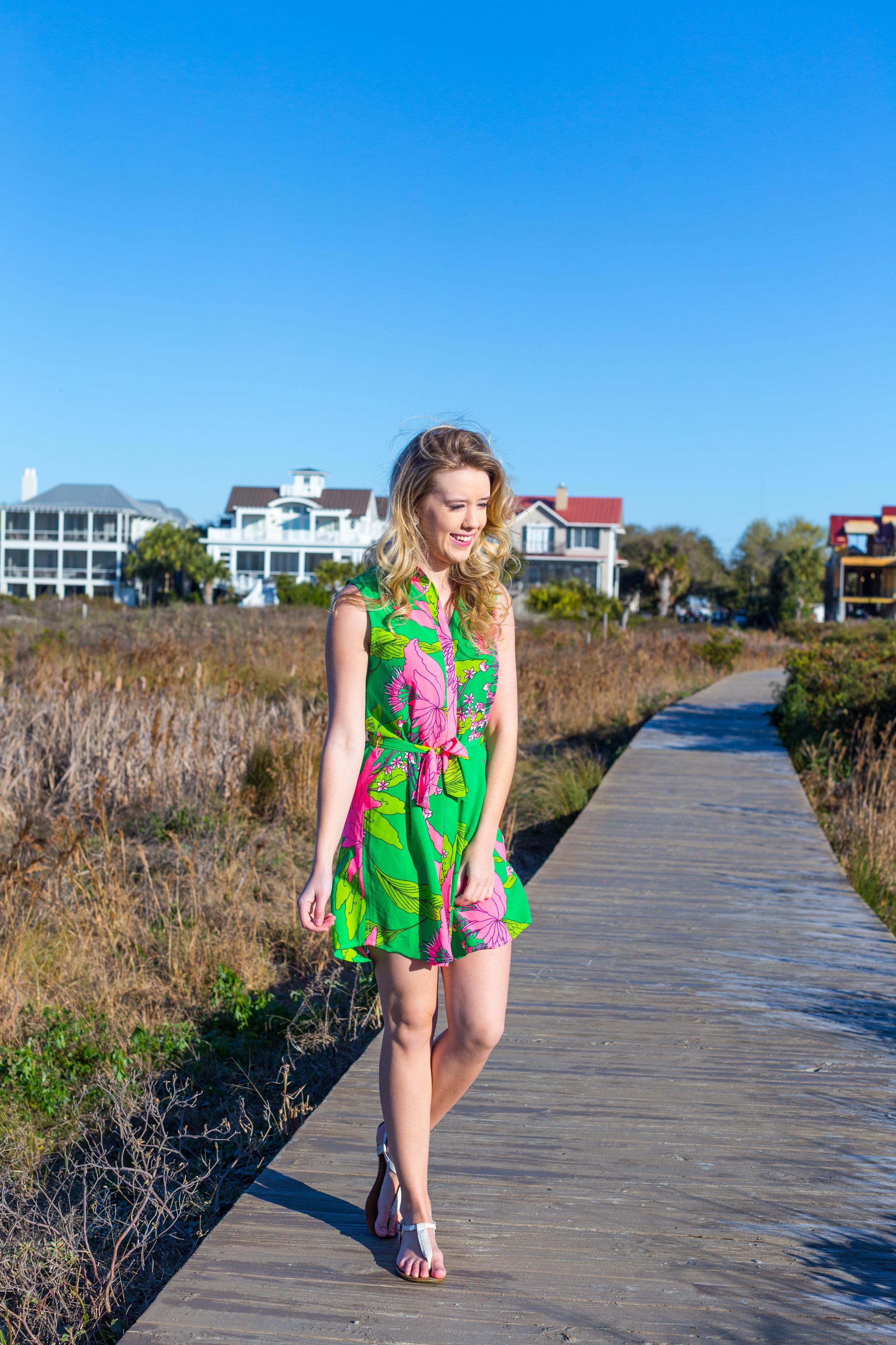 Charleston Sullivans Island Green Spring Dress_-4.jpg