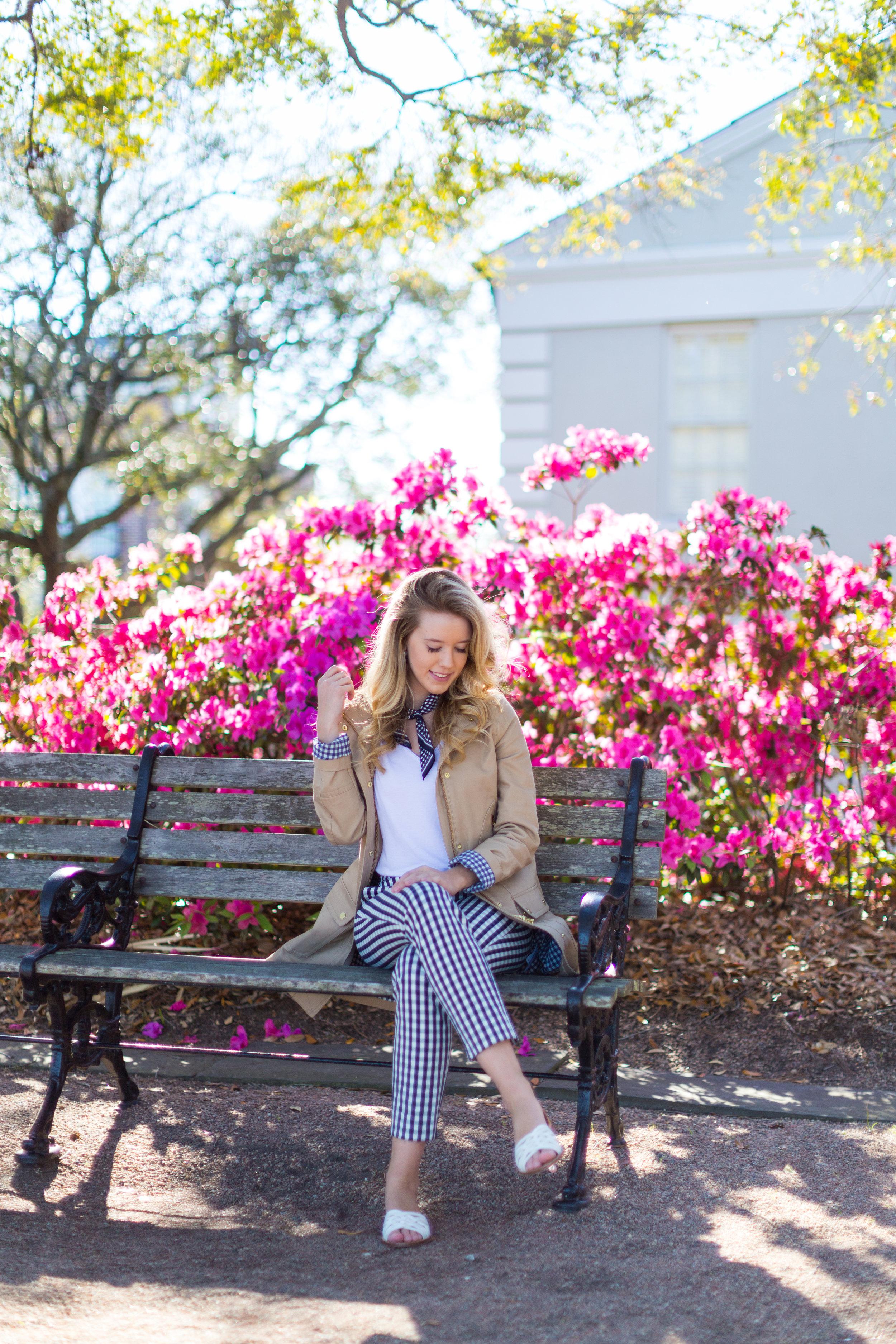 Charleston Gingham Spring Outfit.jpg