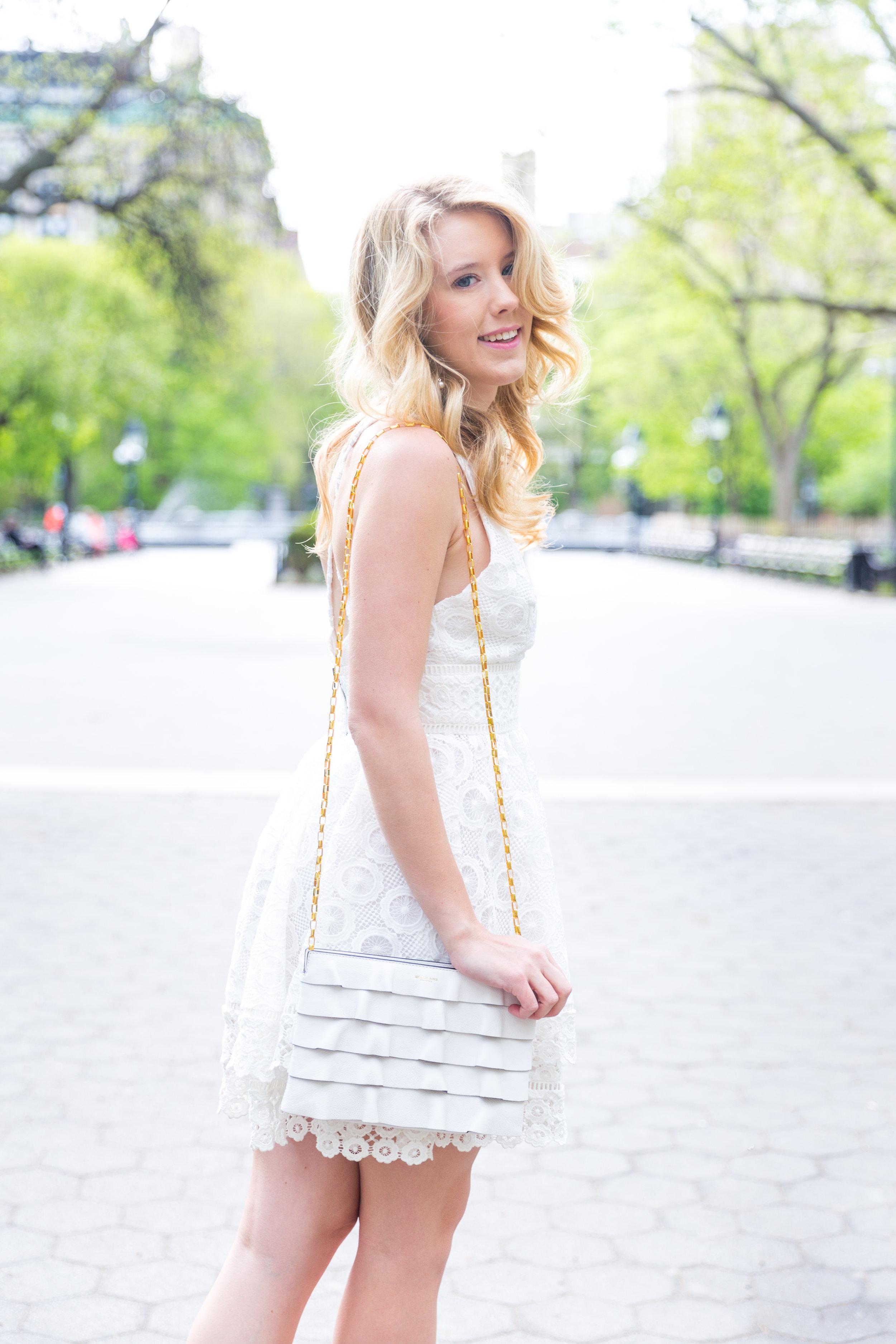 White Graduation Dress Spring NYC-3.jpg