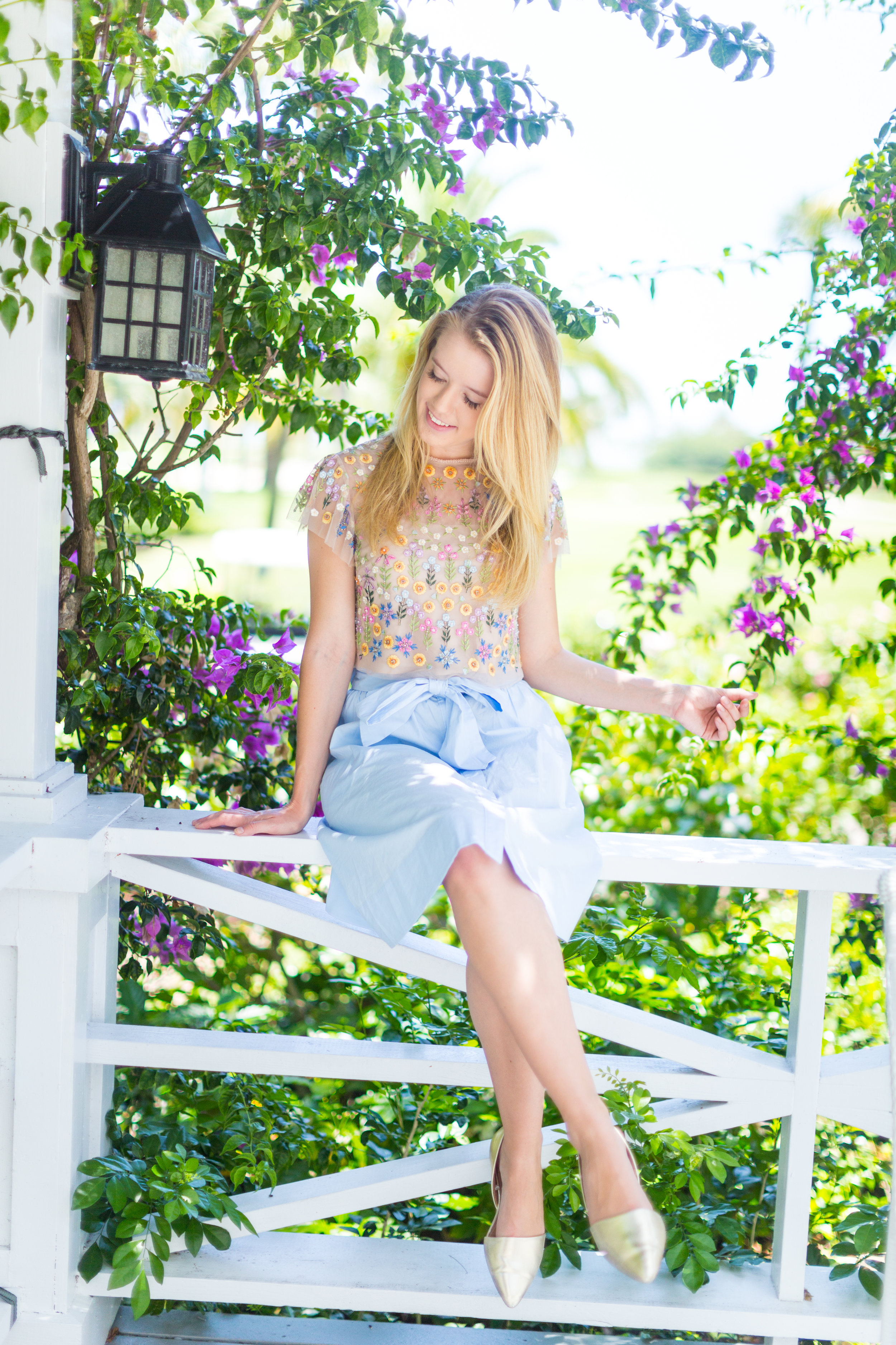 Floral Embroidered Crop Top Florida Summer Outfit-3.jpg