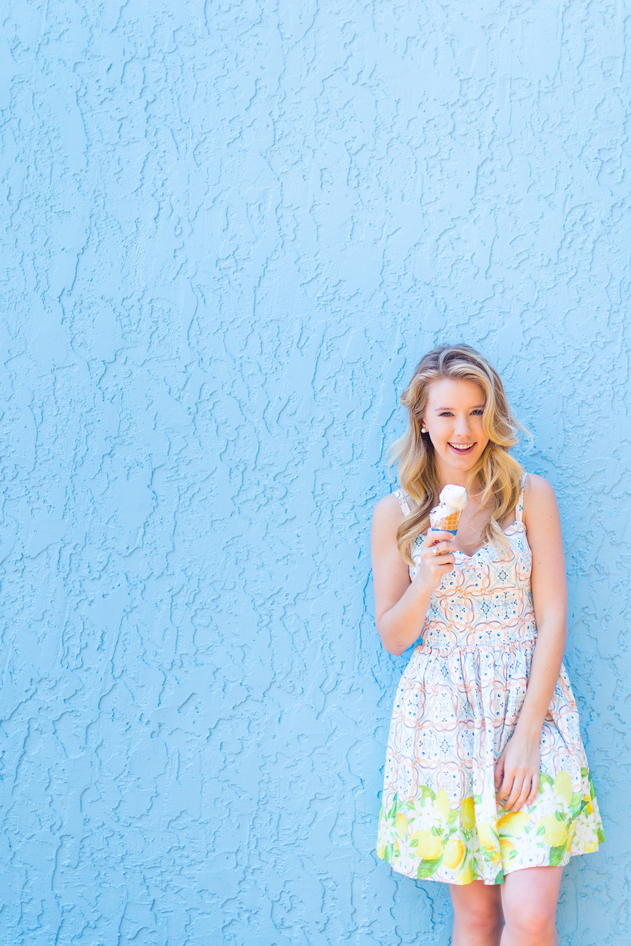 Lemon Tile Printed Summer Dress Florida-9.jpg