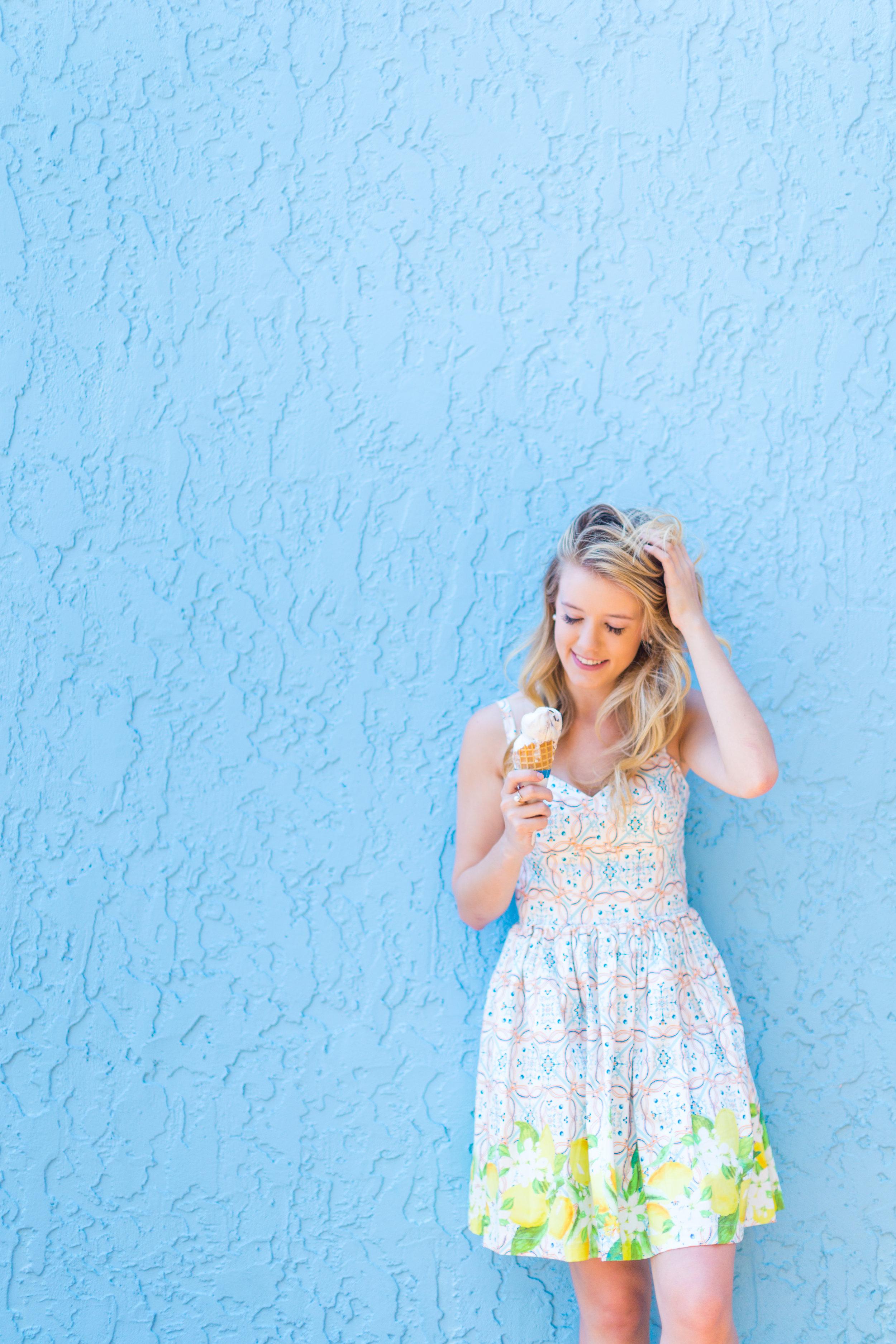 Lemon Tile Printed Summer Dress Florida-13.jpg
