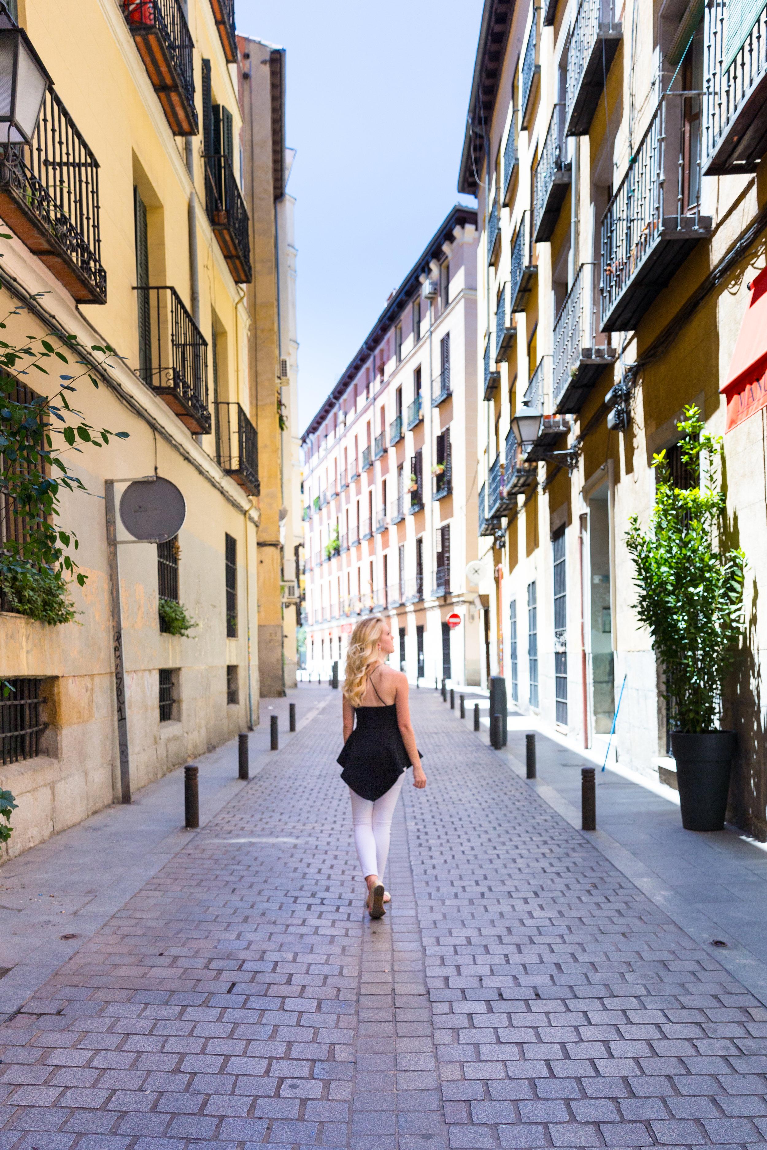 Madrid Spain Summer Fashion Style.jpg