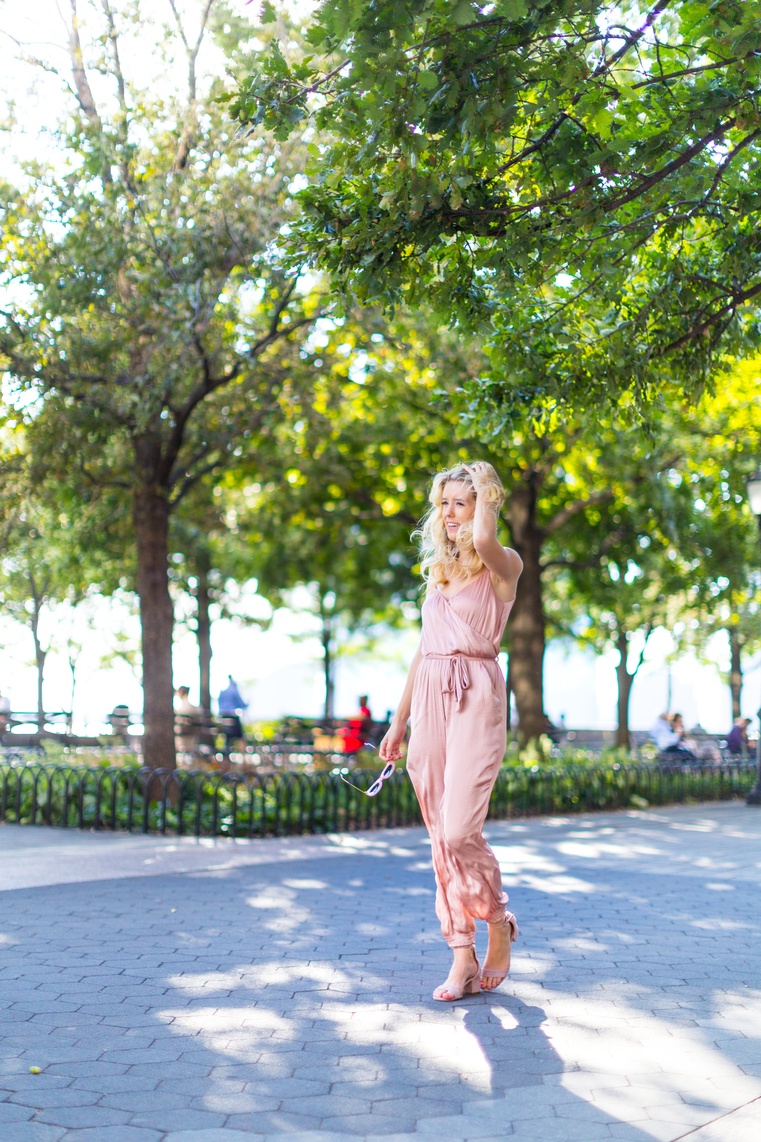 Fall Fashion Pink Silk Jumpsuit NYC-4.jpg