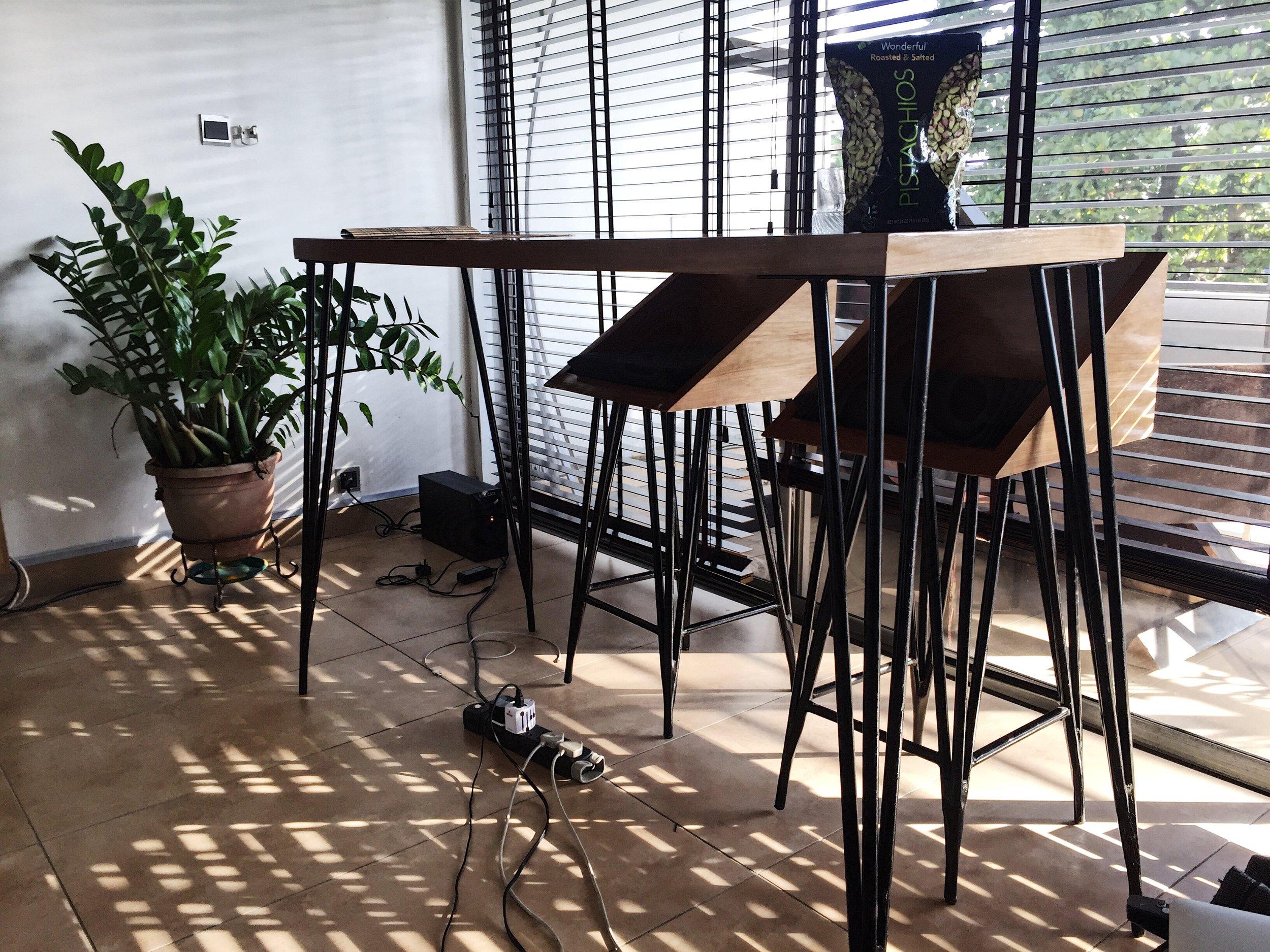BAR TABLE + STOOLS.JPG