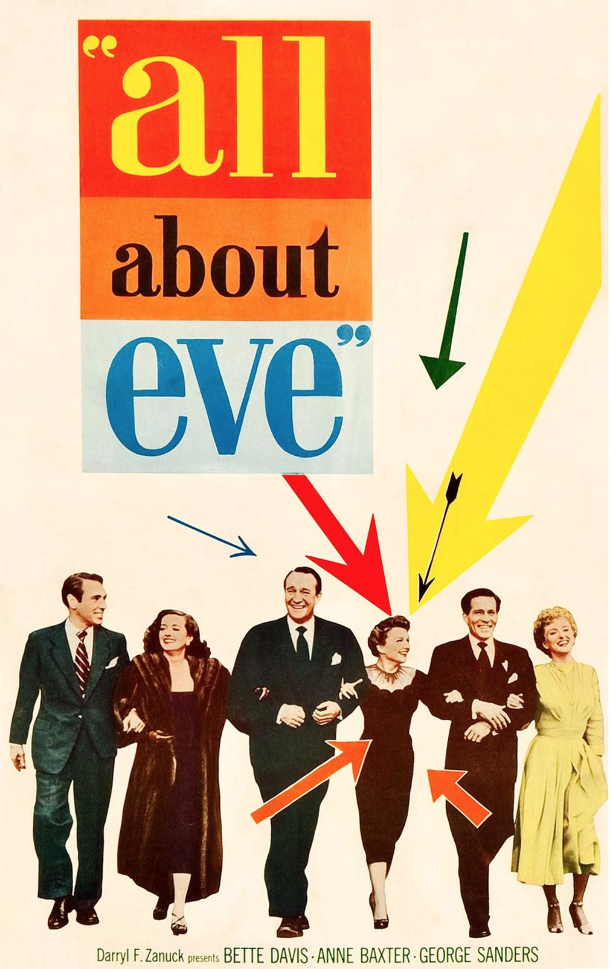 """In honor of my grandmother we'll be reviewing """"All About Eve"""" next week."""