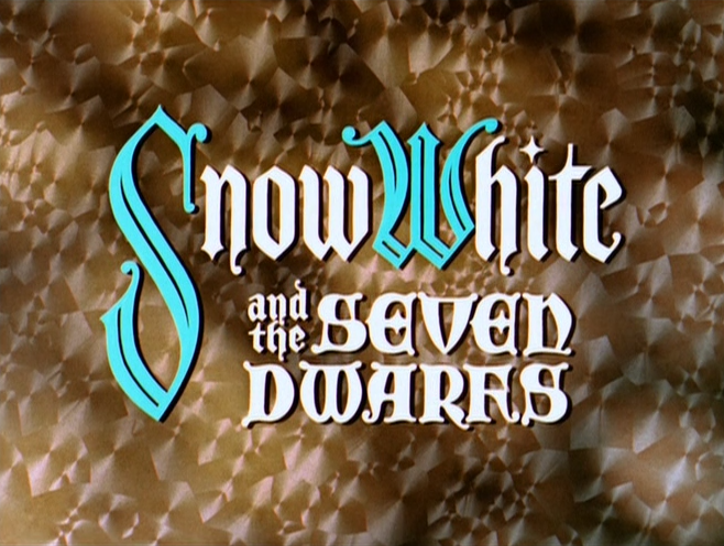The world had never seen anything like Snow White before. A true masterpiece of film making.