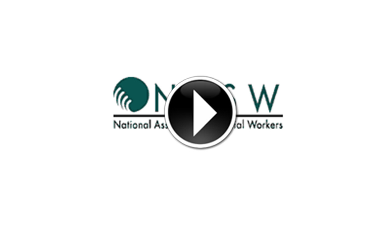 National Association of Social Workers ~ Join us