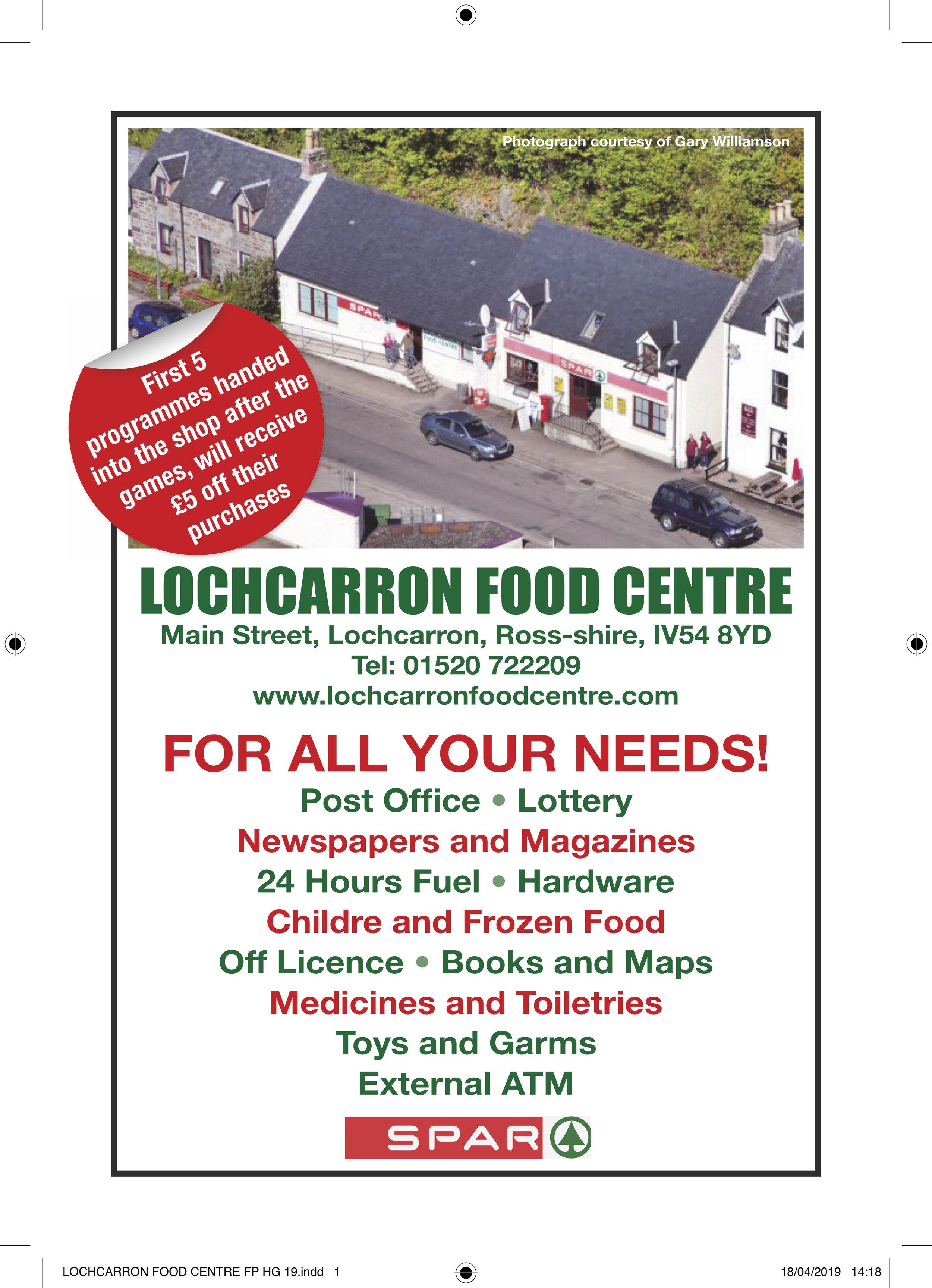 LOCHCARRON FOOD CENTRE FP HG 19.jpg
