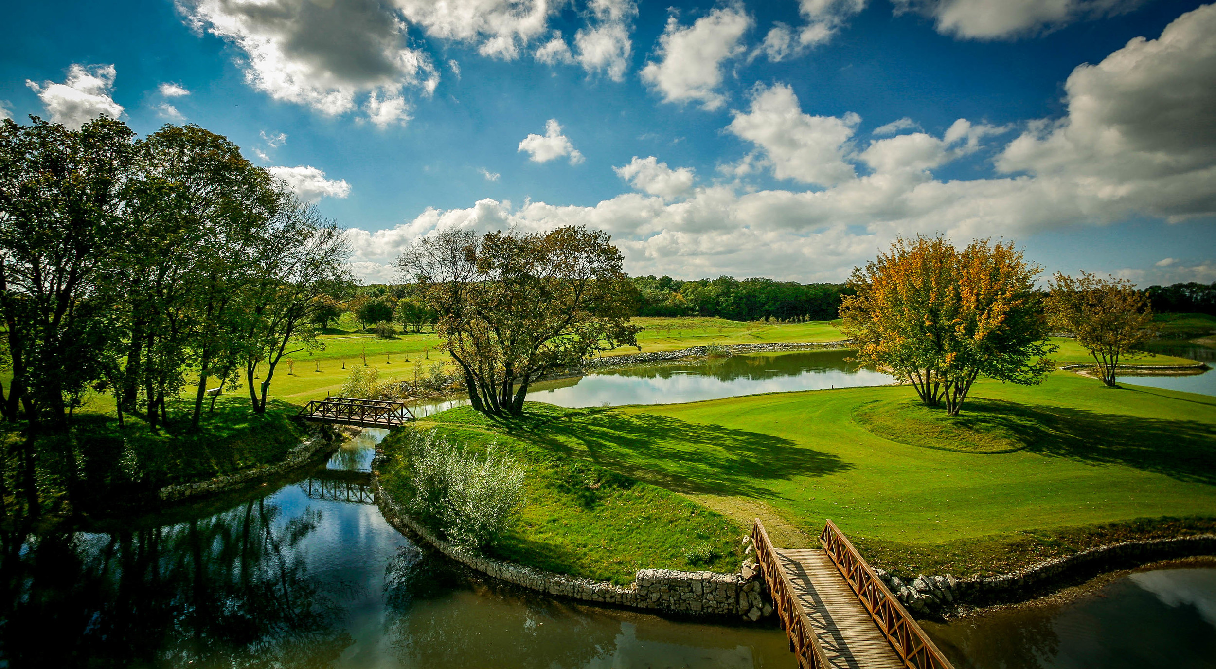 Black River Course - Golf Challenge