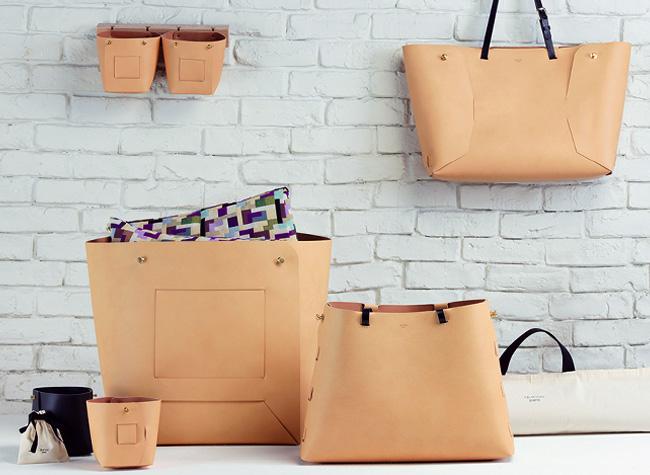 """Collection """"Bouton de Col"""" sacs et accessoires maroquinerie Quinoa Paris."""