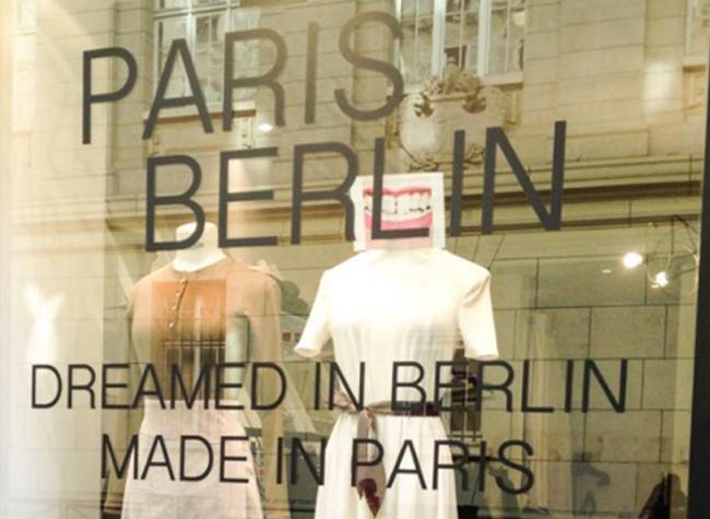 VENTE PRIVÉE ZEIT PARIS BERLIN ET QUINOA PARIS