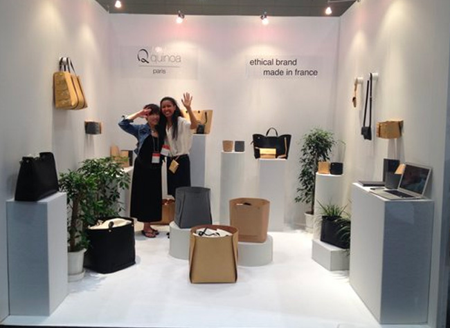 STAND IFFT TRADE SHOW IN TOKYO