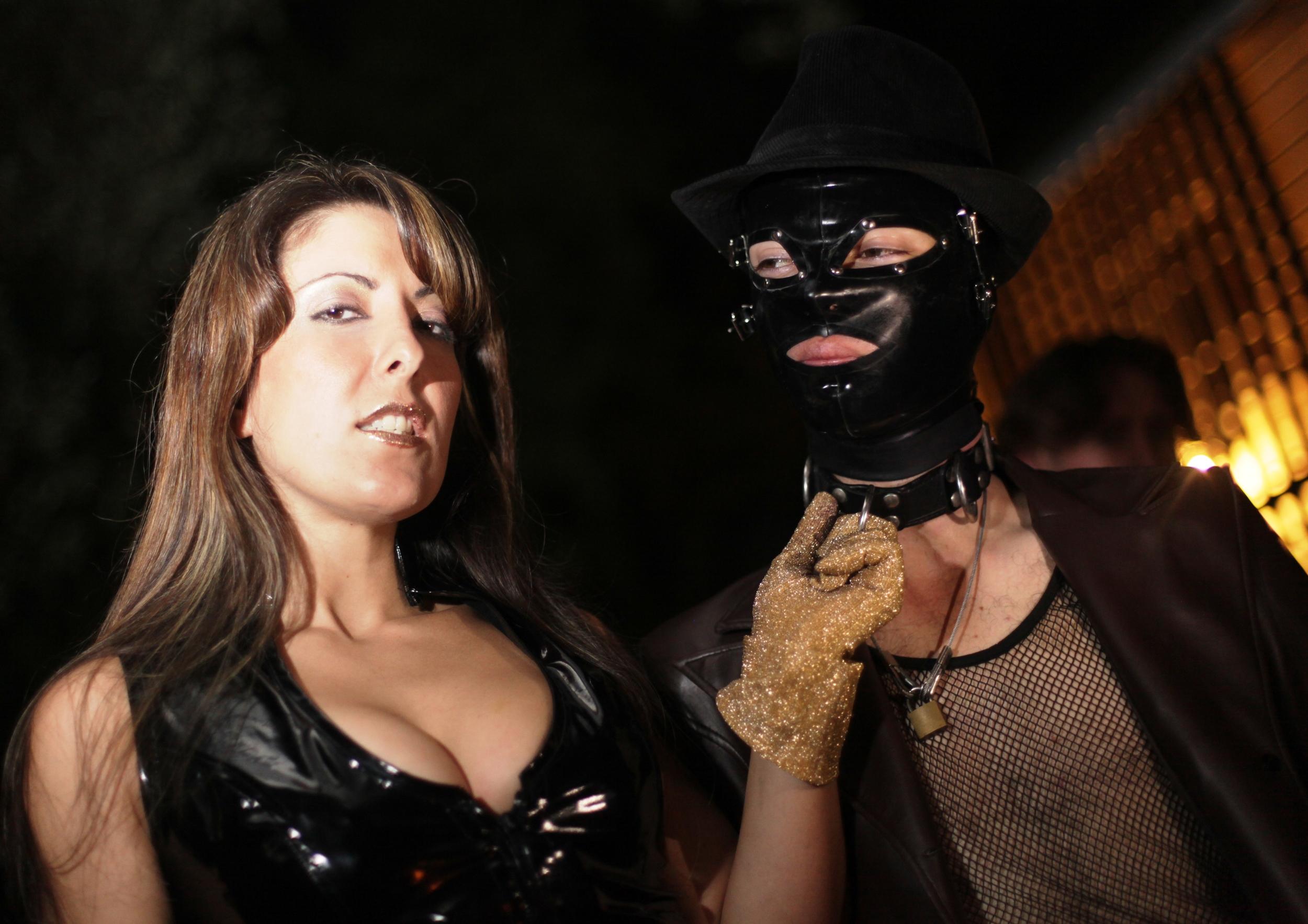 Mistress Kalyss Mercury and Mr Devastropic