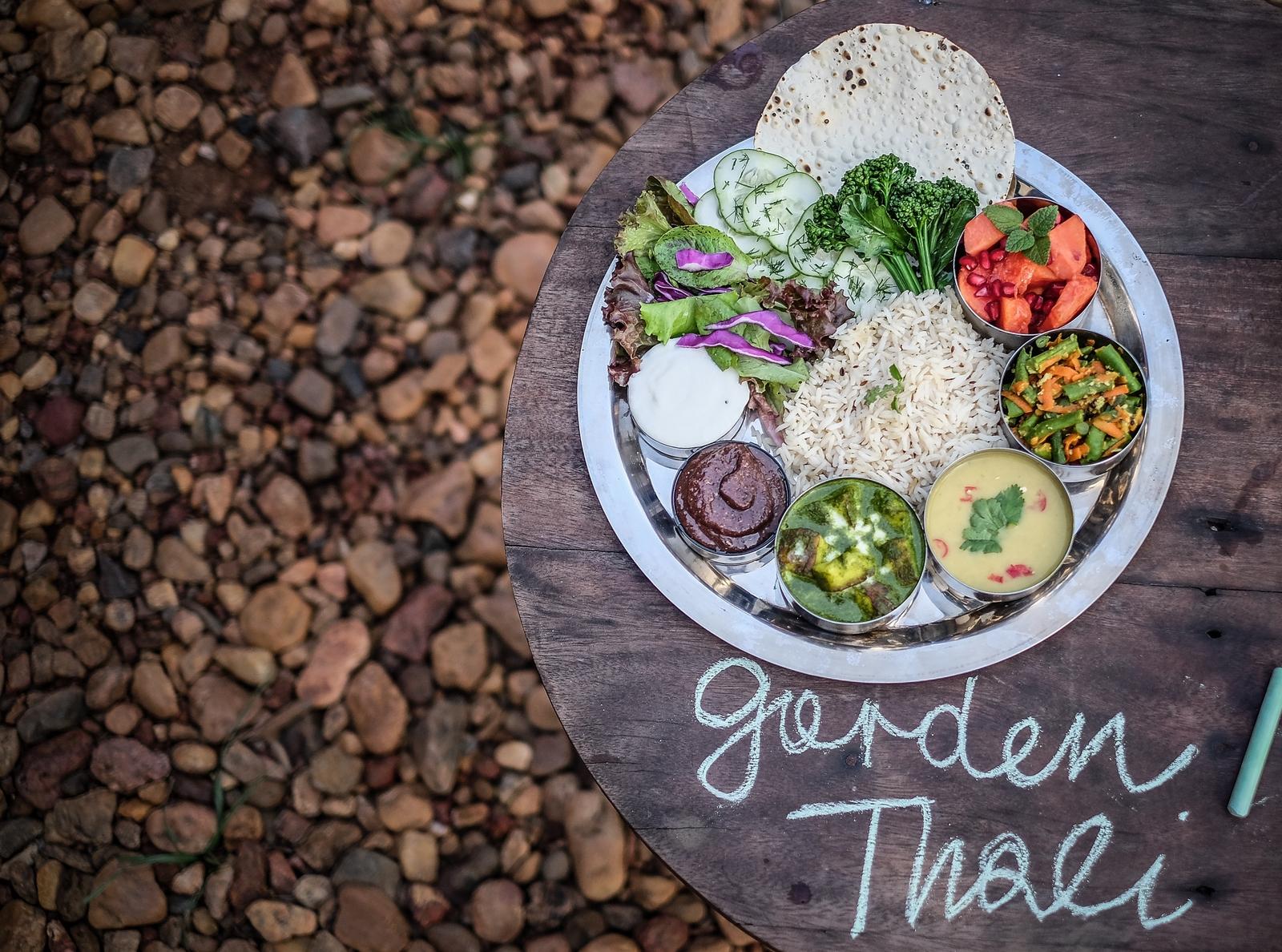 garden thali