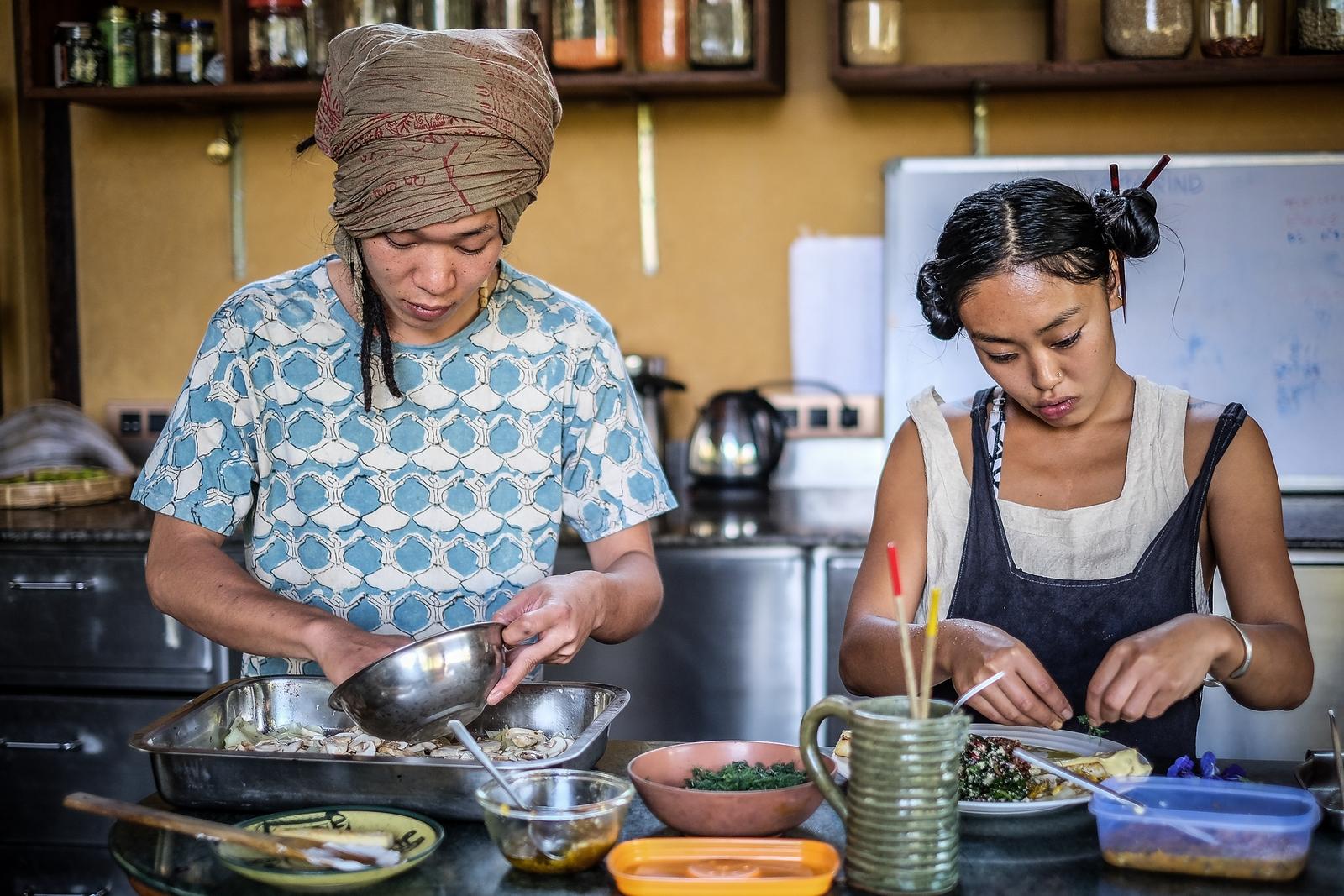 Kauro i  Sous Chef  Jugi