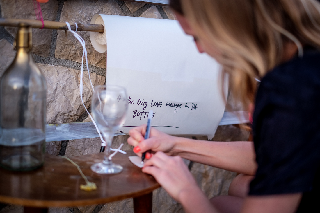 Ljubavne poruke u boci / Love Messages in da Bottle