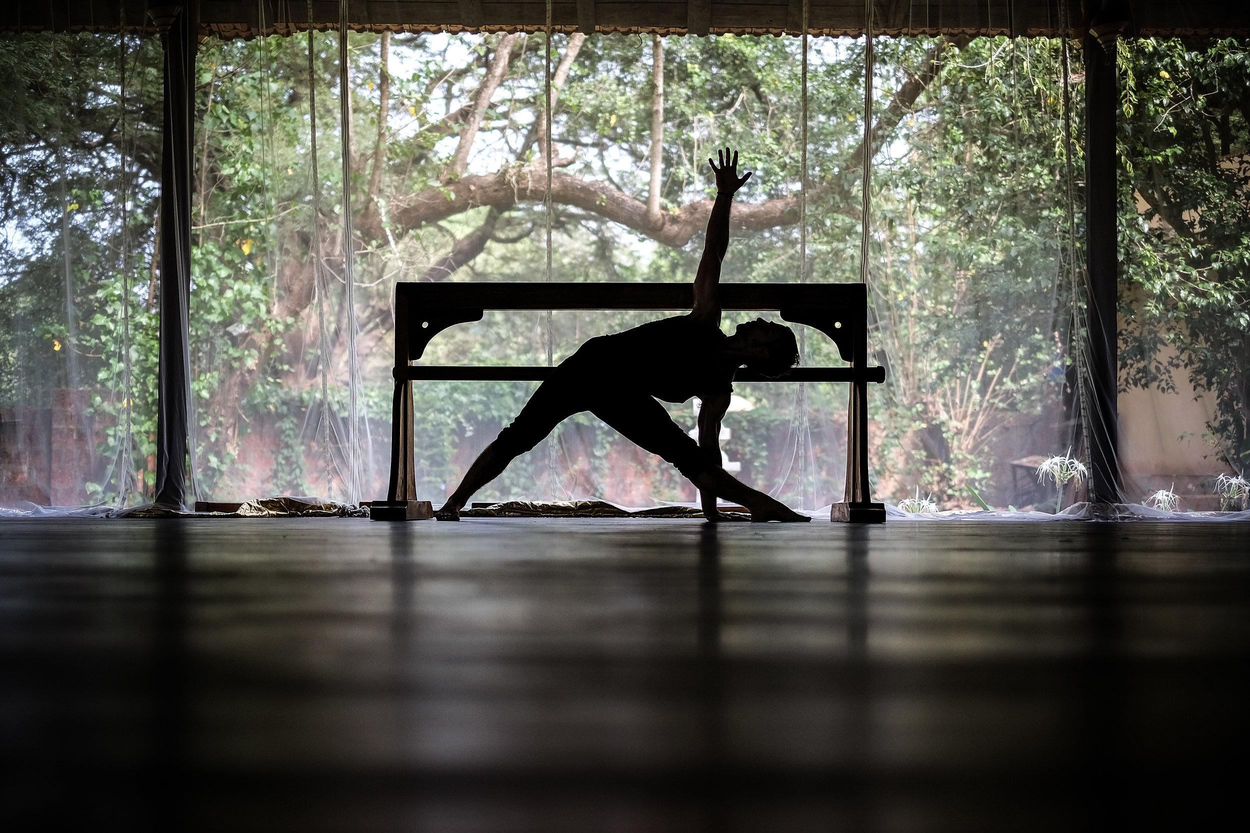 Patrick Creelman Yoga Teacher