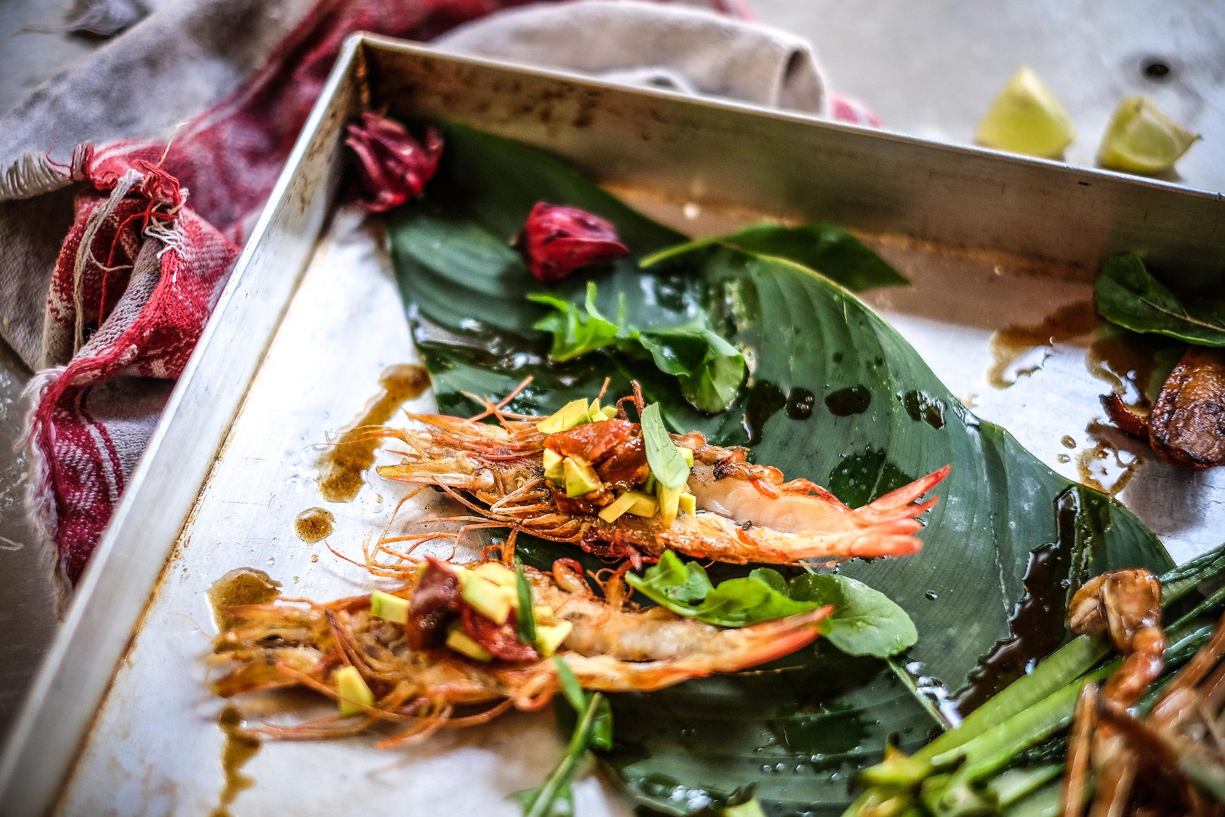 Matsya Freestyle Kitchen Restaurant / Appetizer