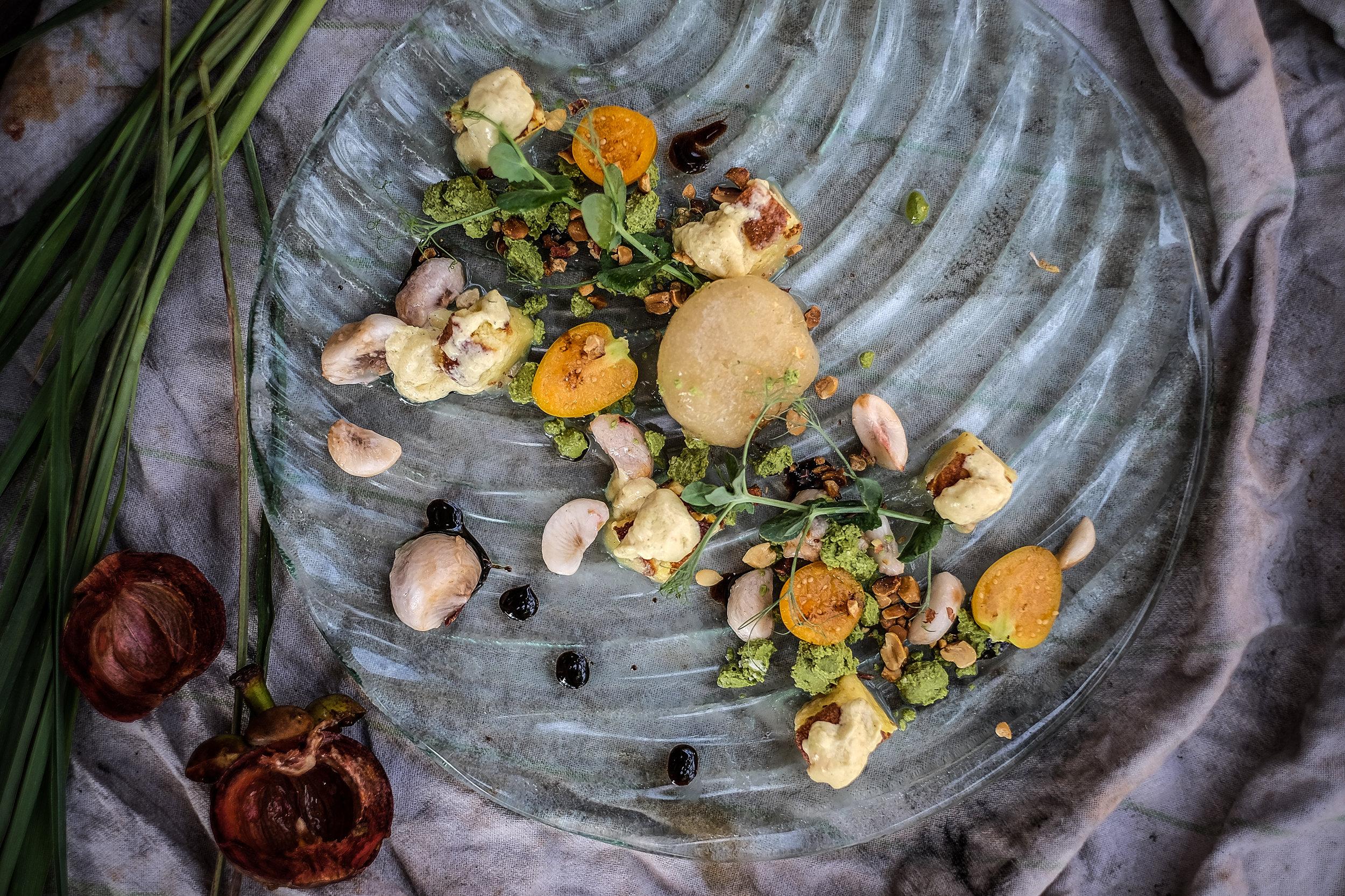Matsya Freestyle Kitchen Restaurant / Desert