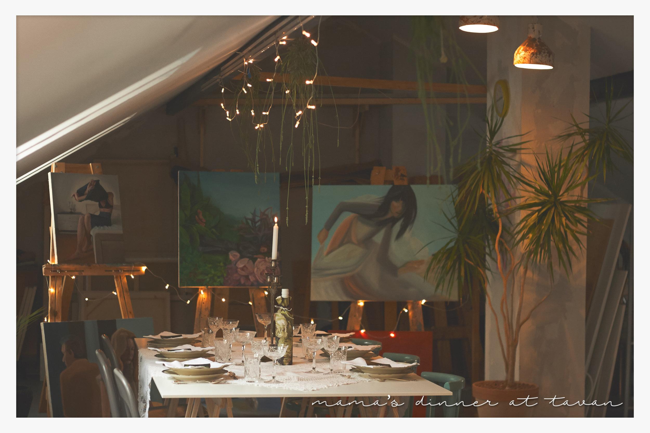 Photo: Tanja Rum: Pop Up koncept s kuhanjem gostujućih chefova, stiliziranjem hrane / serviranjem, jedenjem, dj-iranjem & uživanjem& stvaranje jedinstvenog doživljaja /    Pop Up Concept with guest Chef's Cooking Food styling / Serving, Eating, DJ-ing & Enjoying & Creating Unique Experience