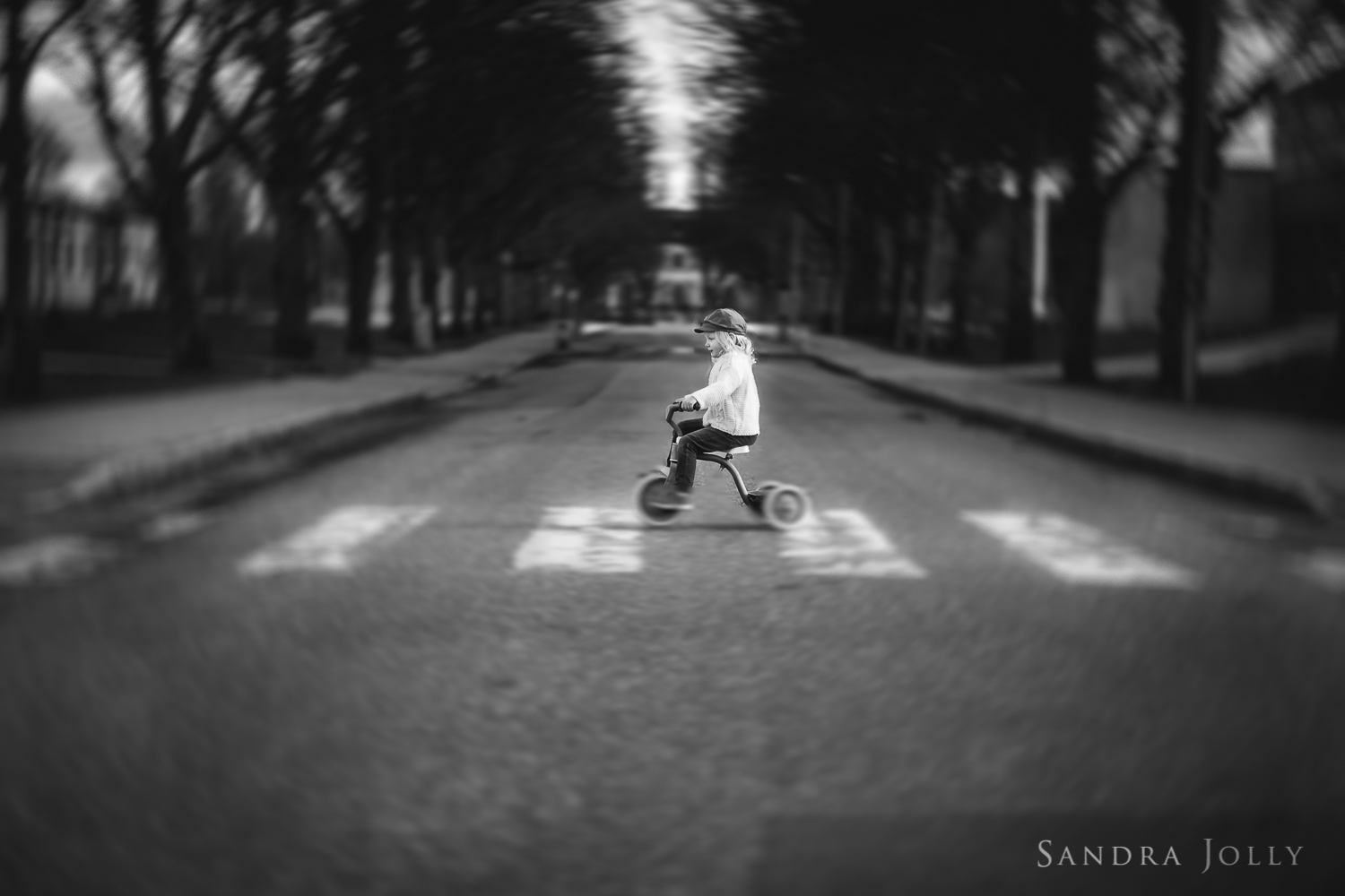 Sandra Jolly Photography_And she's off