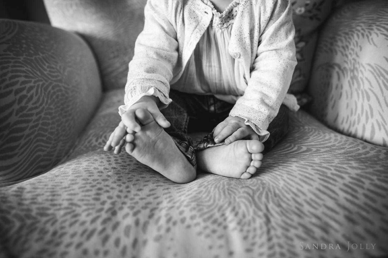 Sandra Jolly Photography_baby toes