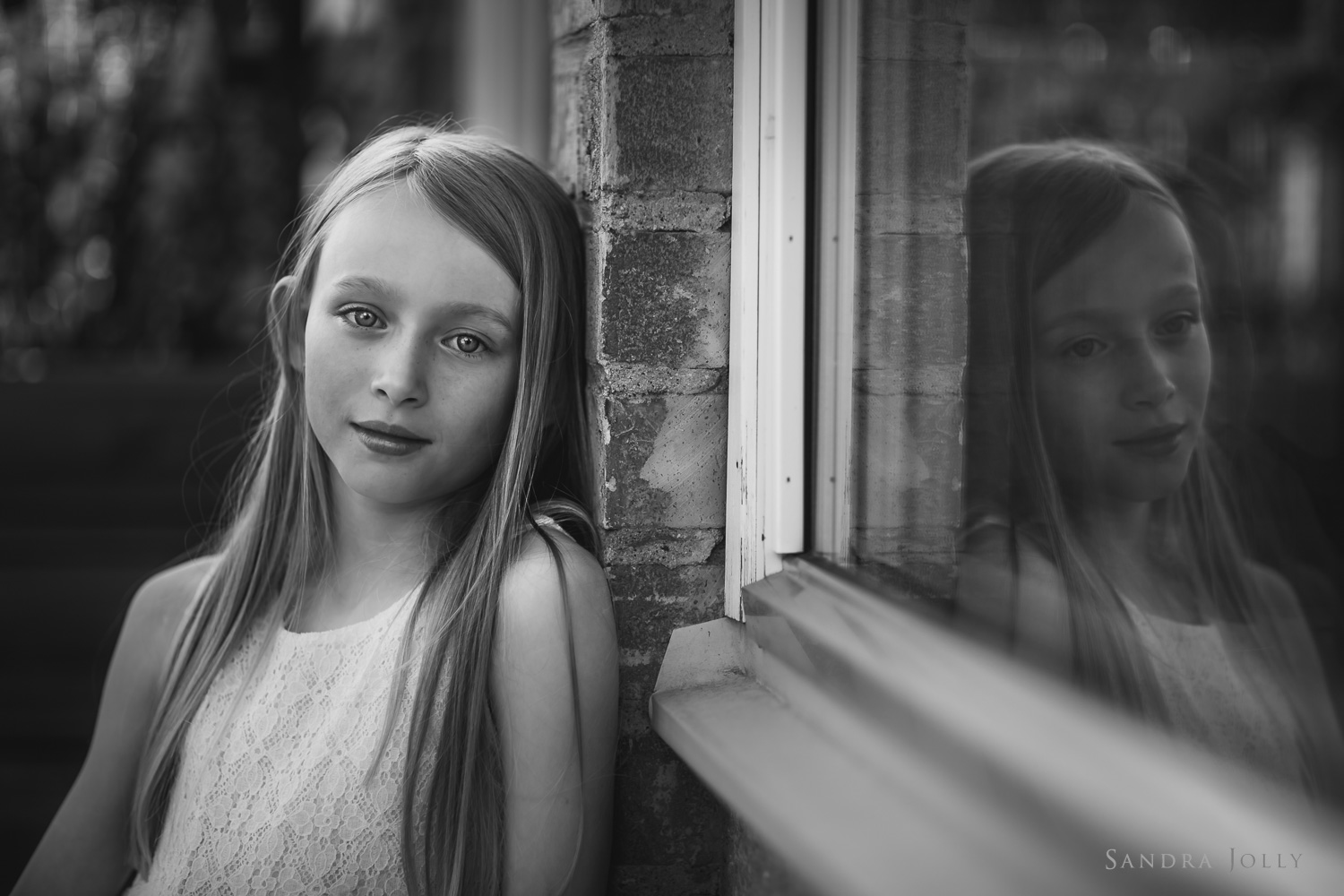 black-and-white-portrait-of-girl-with-reflection-Sandra-Jolly.jpg