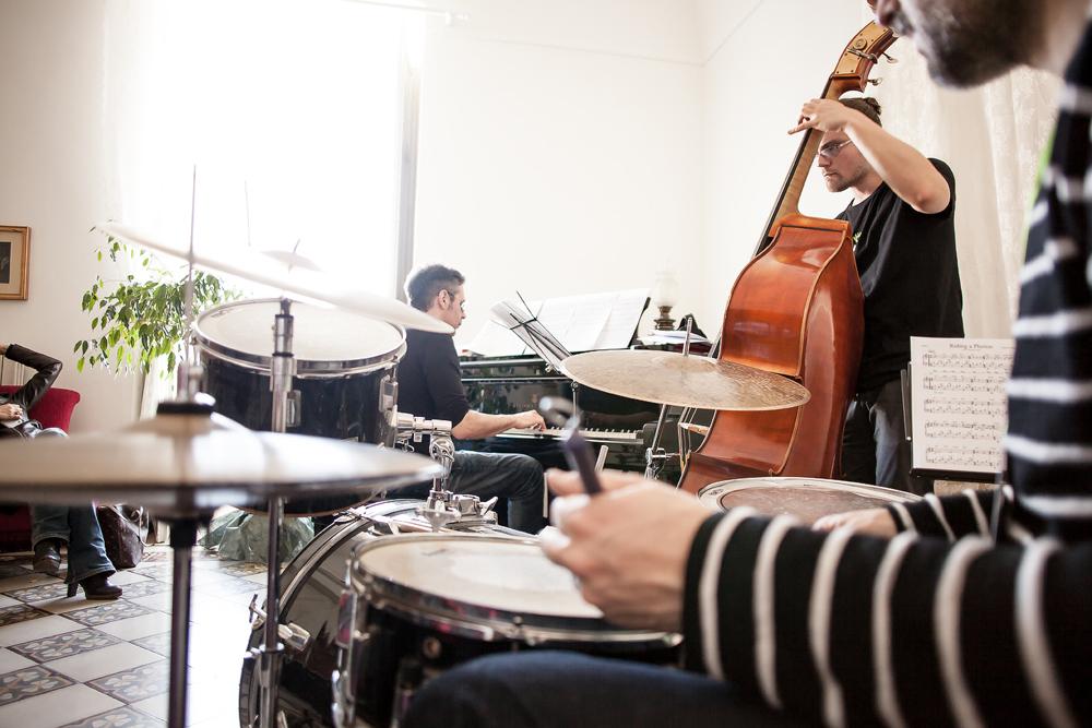 Alfonso Santimone Trio