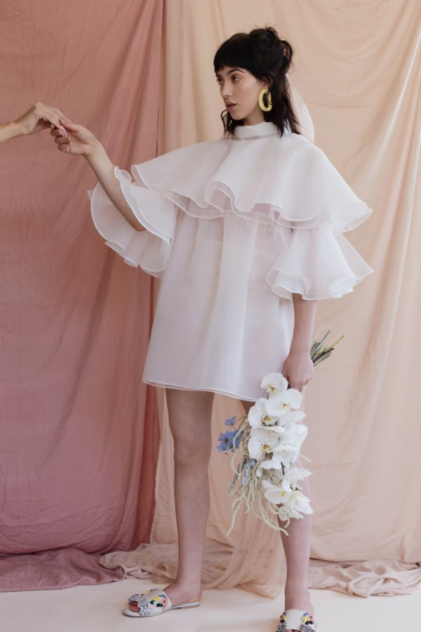 more squeals of delight as vj was commissioned for a bespoke piece to feature in the new most curious wedding fair 2019 campaign ……