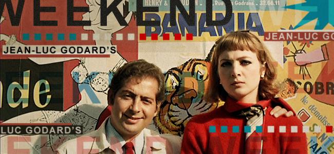 Jean Yanne and Mireille Darc